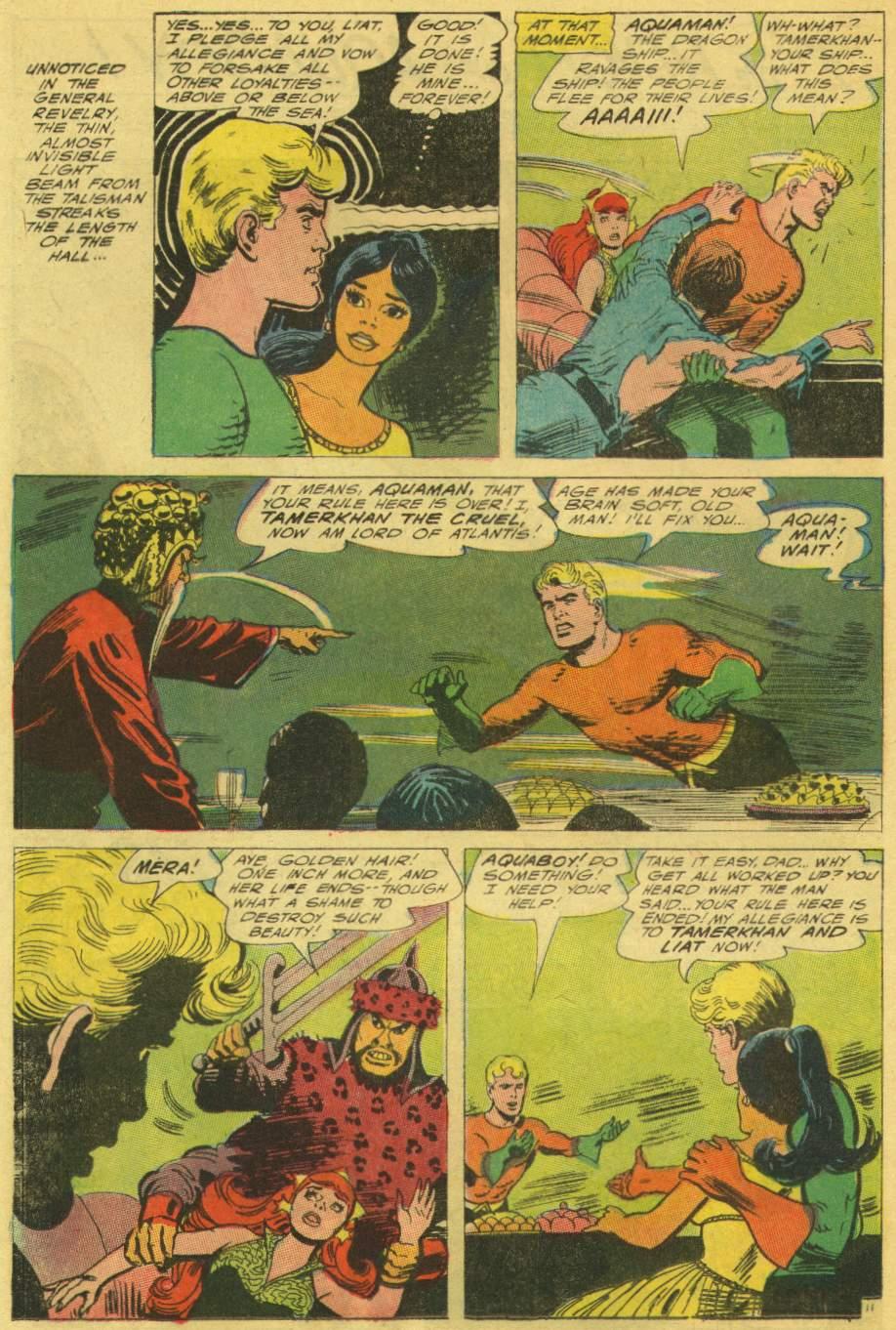 Read online Aquaman (1962) comic -  Issue #25 - 16
