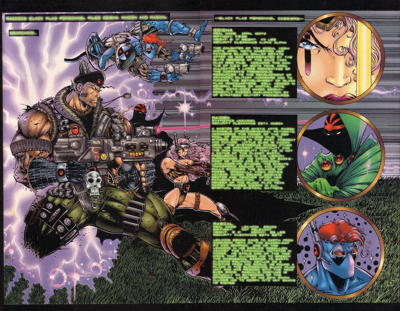 Read online Maximum Hero comic -  Issue # Full - 4