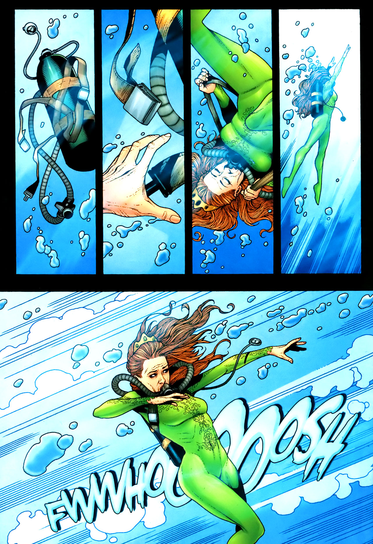 Read online Aquaman (2003) comic -  Issue #35 - 9
