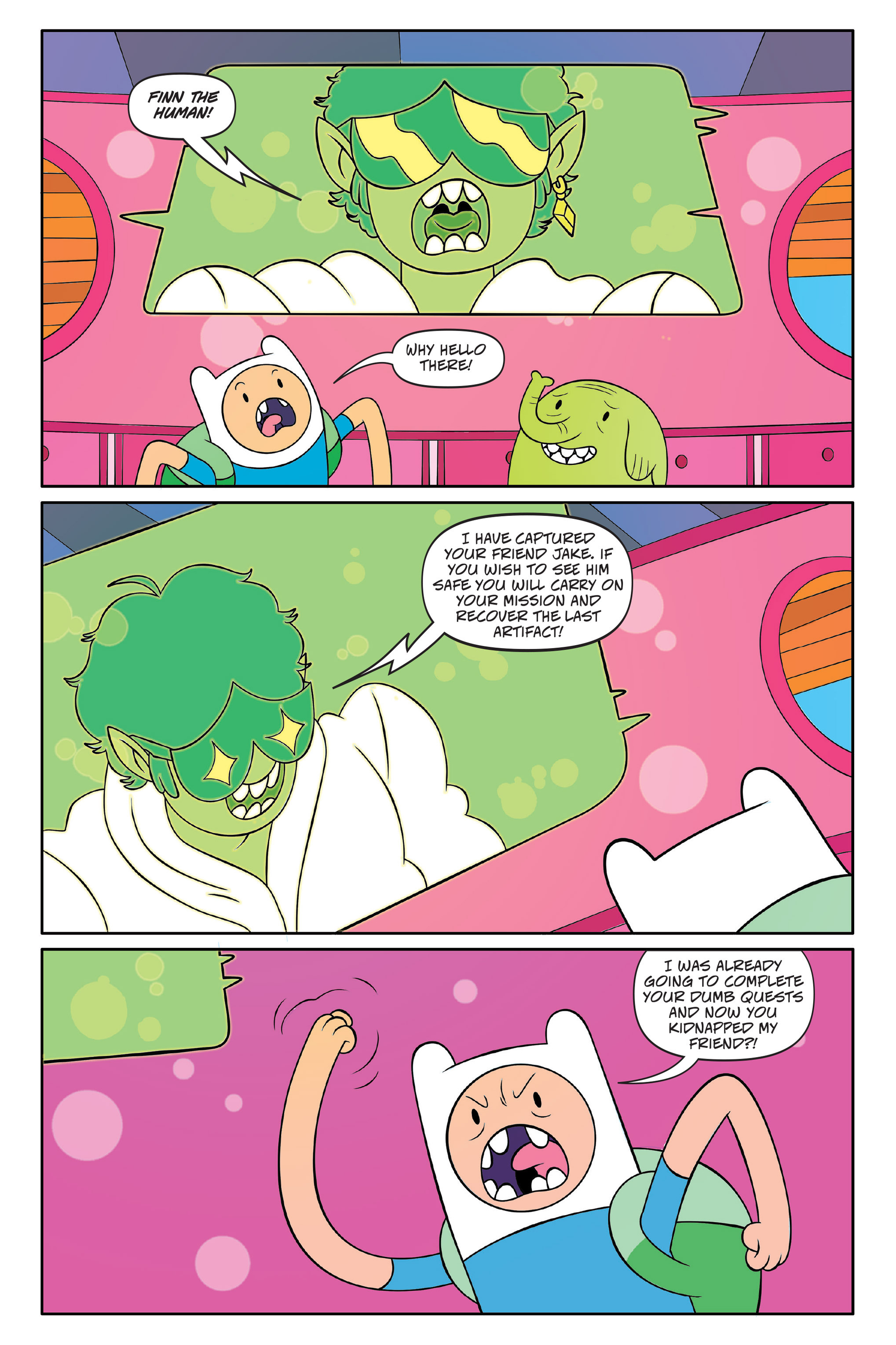 Read online Adventure Time comic -  Issue #Adventure Time _TPB 7 - 108
