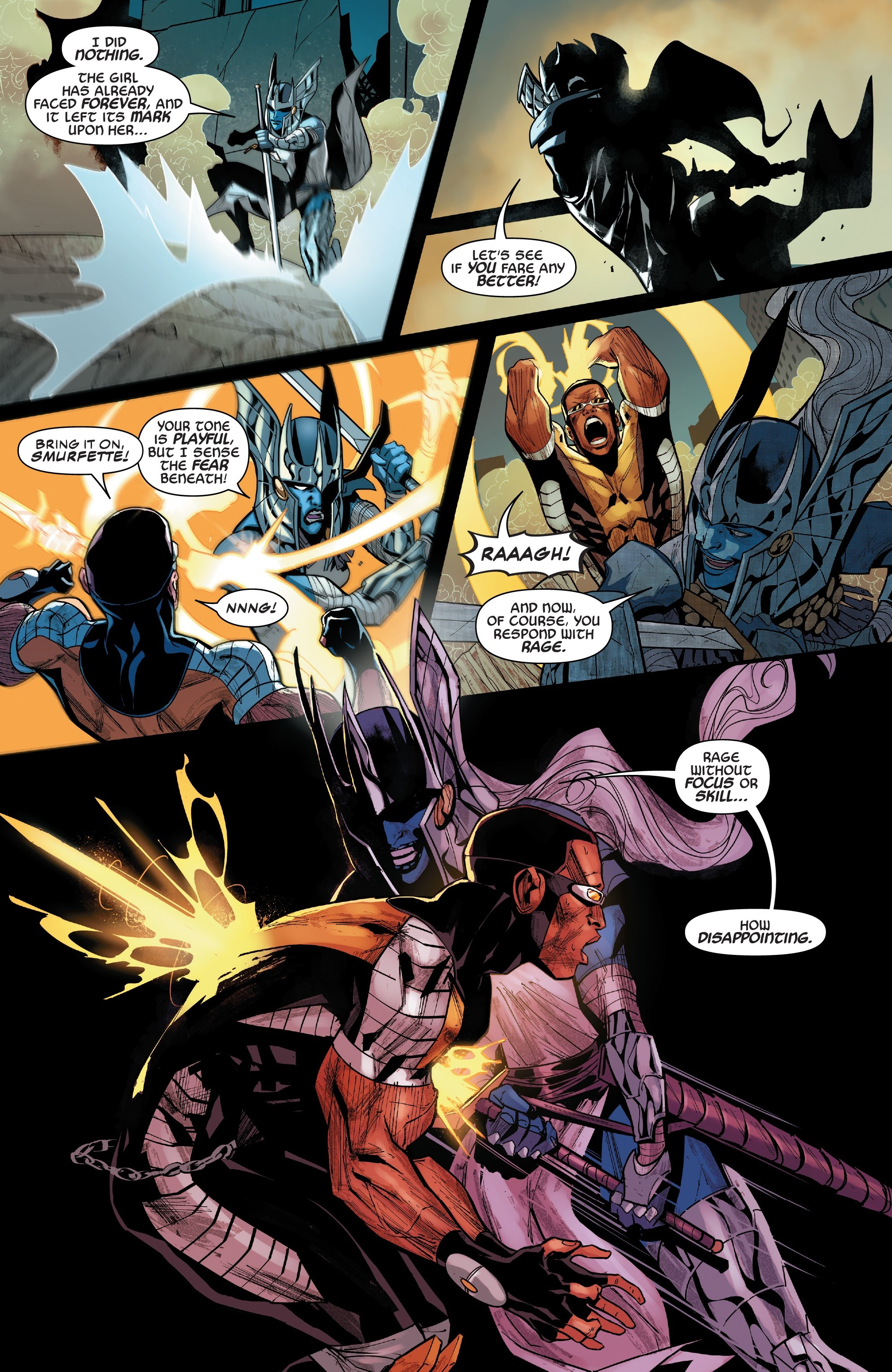 Read online Champions (2019) comic -  Issue #6 - 14