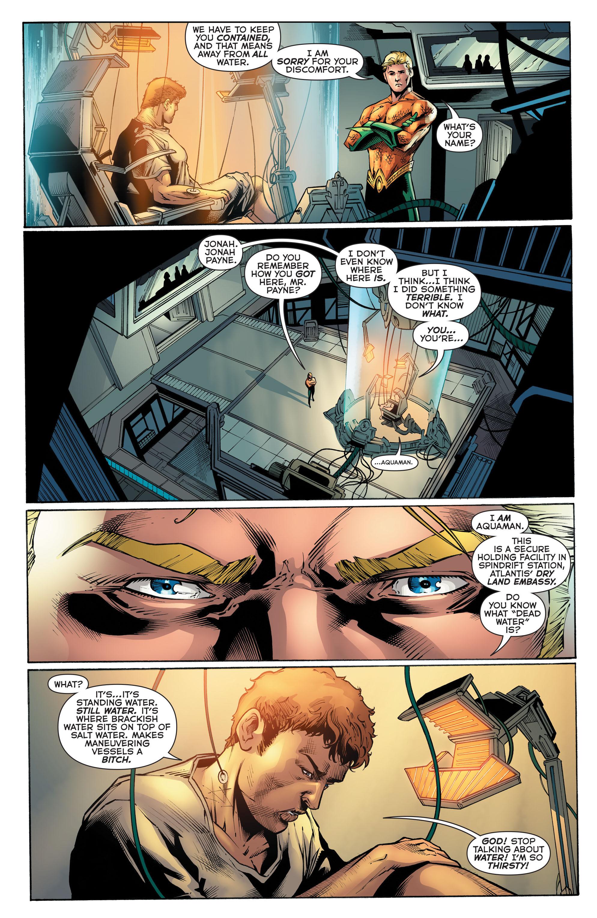 Read online Aquaman (2011) comic -  Issue #51 - 7