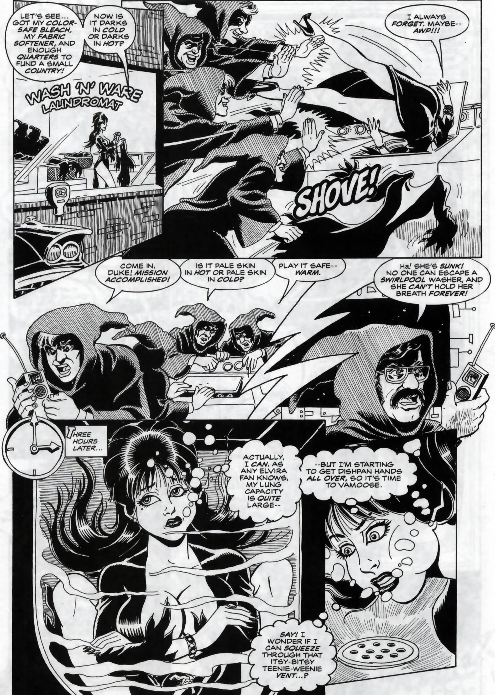 Read online Elvira, Mistress of the Dark comic -  Issue #120 - 14