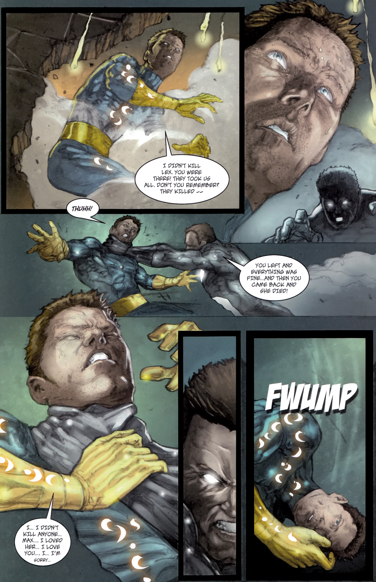 Read online Phoenix comic -  Issue #3 - 8