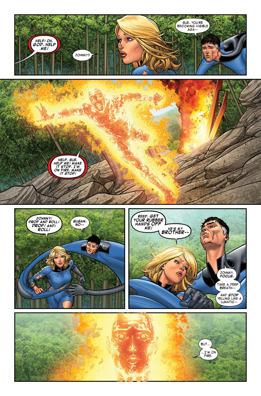 Read online Fantastic Four: Season One comic -  Issue # TPB - 23