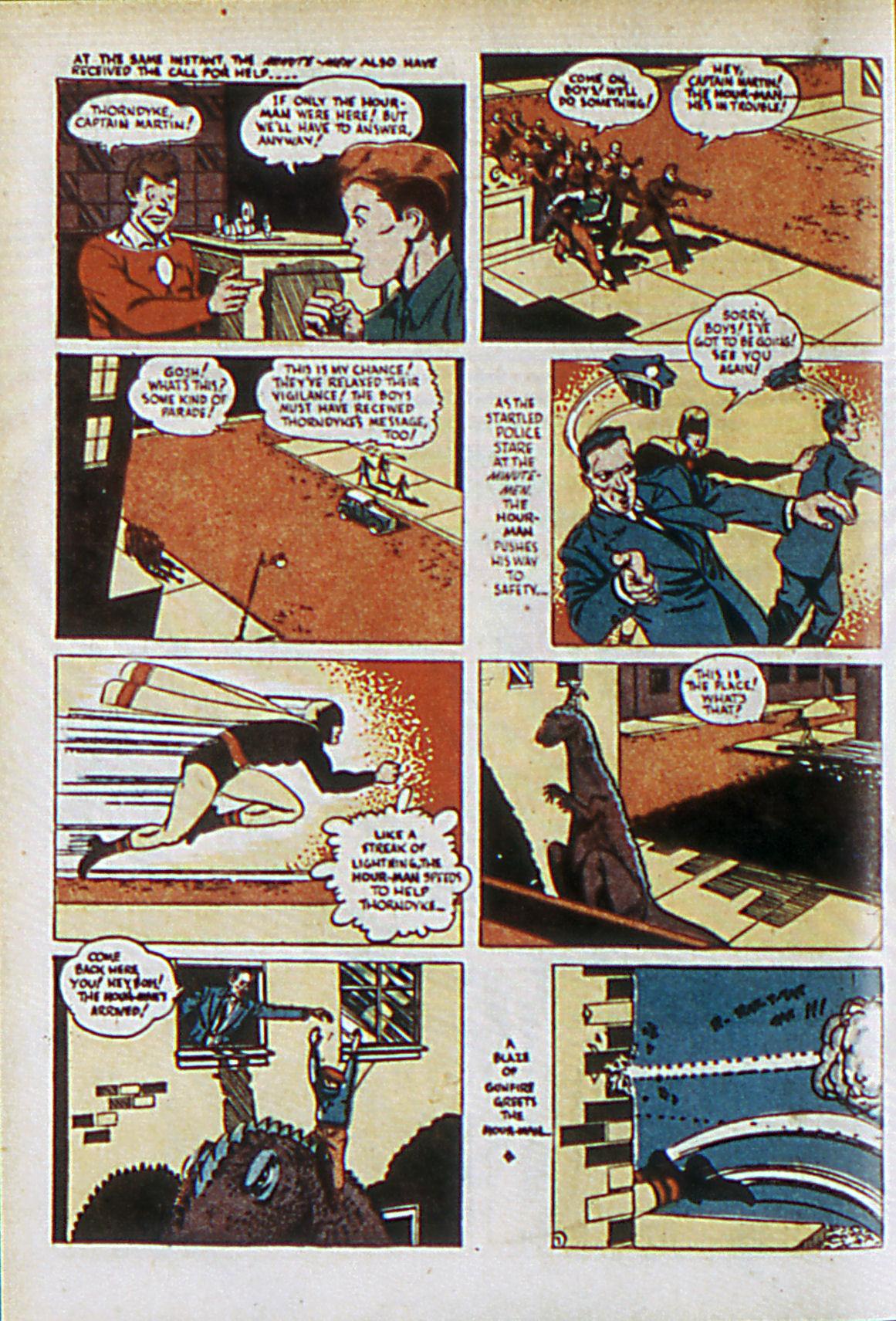 Read online Adventure Comics (1938) comic -  Issue #61 - 39