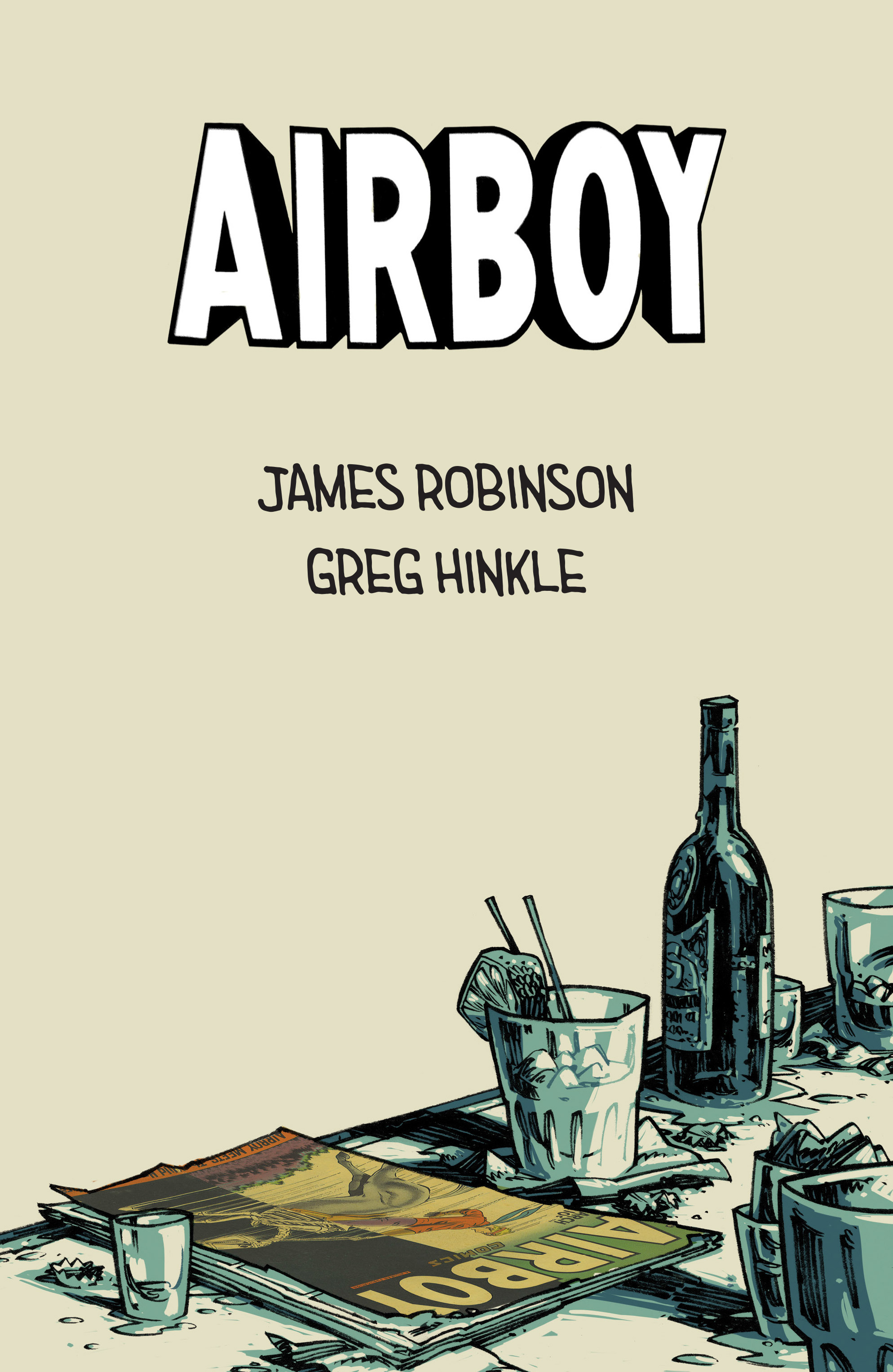 Read online Airboy comic -  Issue #1 - 3