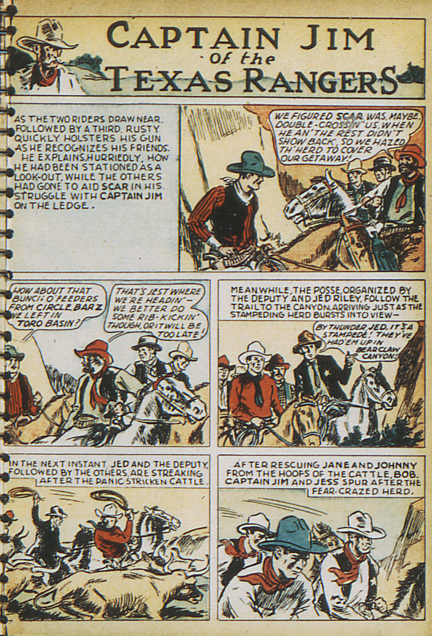 Read online Adventure Comics (1938) comic -  Issue #15 - 3
