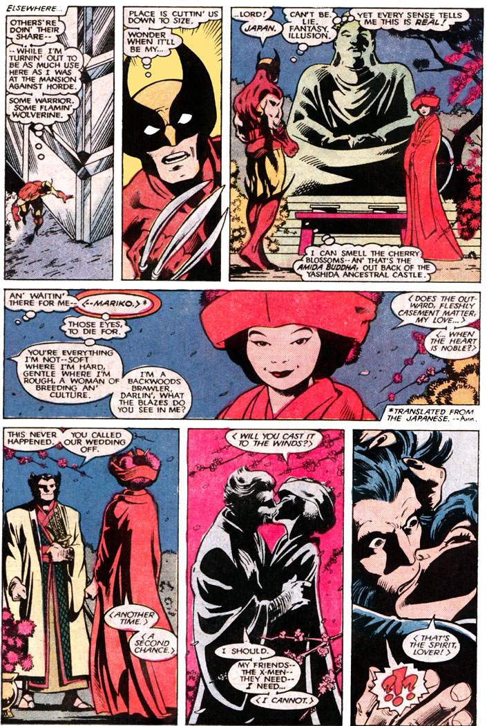 Uncanny X-Men (1963) issue _Annual_11 - Page 31