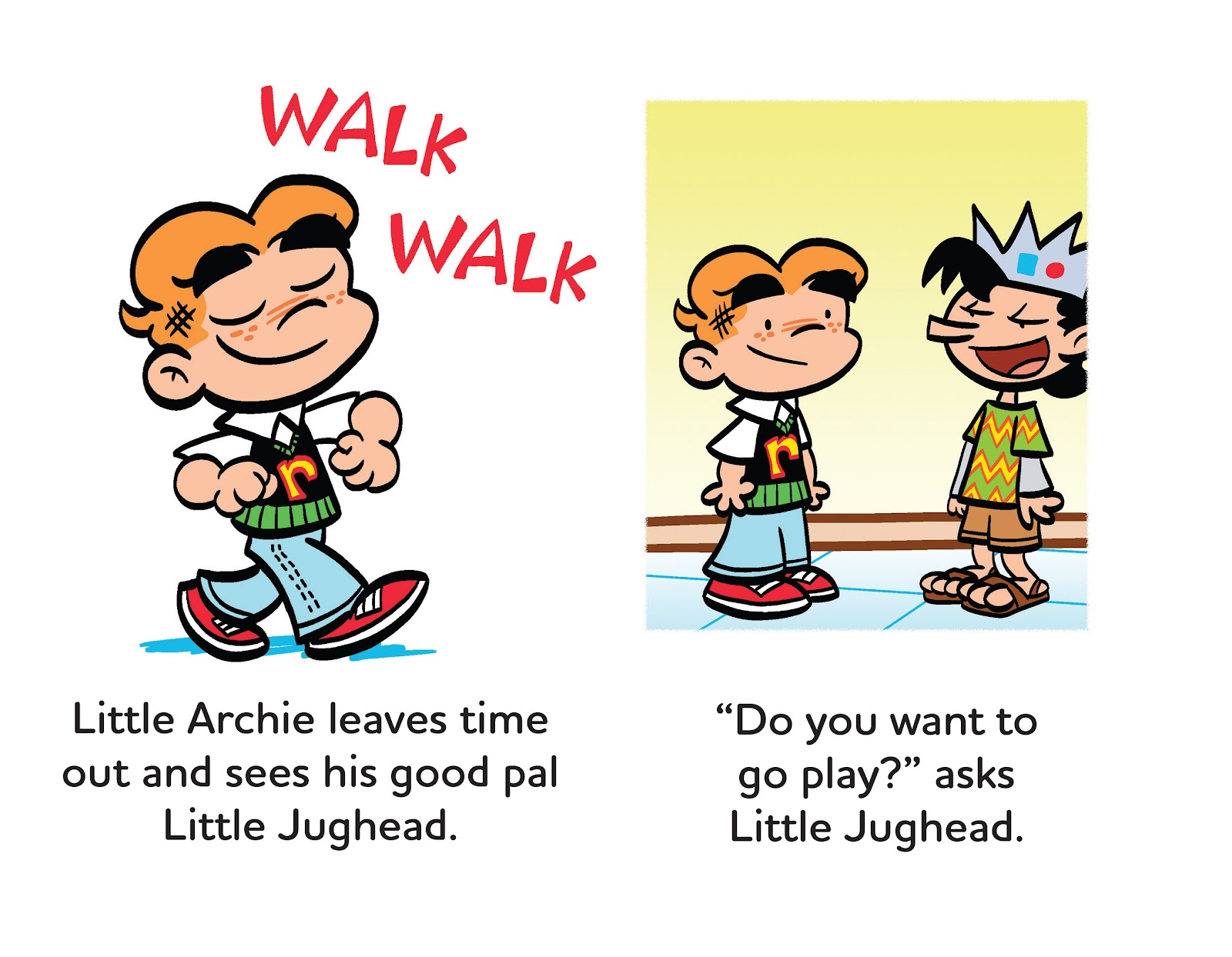 Read online Little Archie's Lucky Day comic -  Issue # Full - 18
