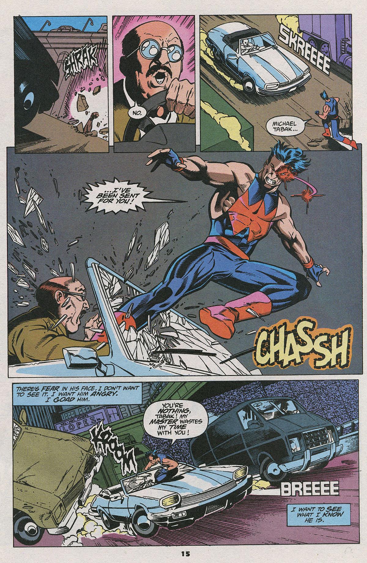 Read online Wonder Man (1991) comic -  Issue #24 - 12