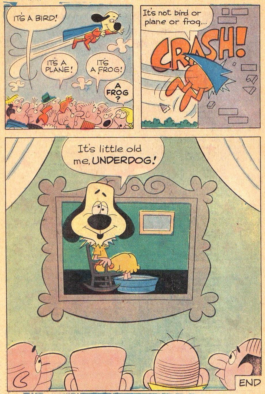 Underdog (1970) issue 3 - Page 27