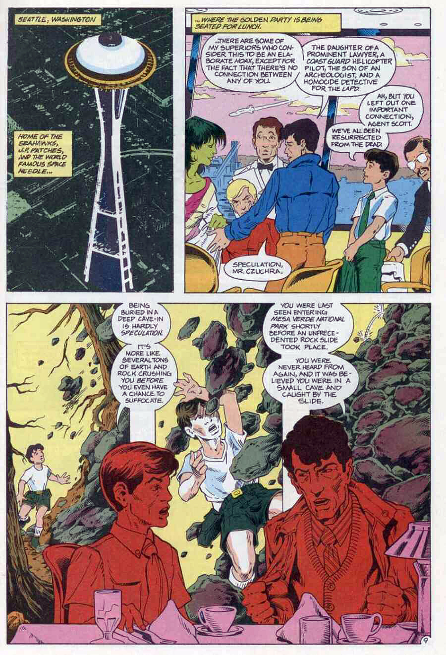Elementals (1984) issue 1 - Page 11