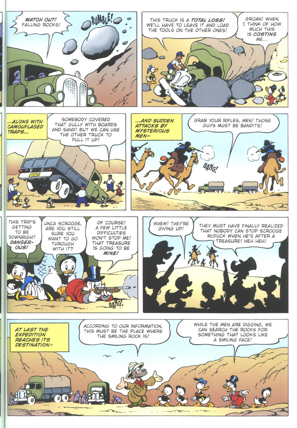 Read online Uncle Scrooge (1953) comic -  Issue #336 - 41