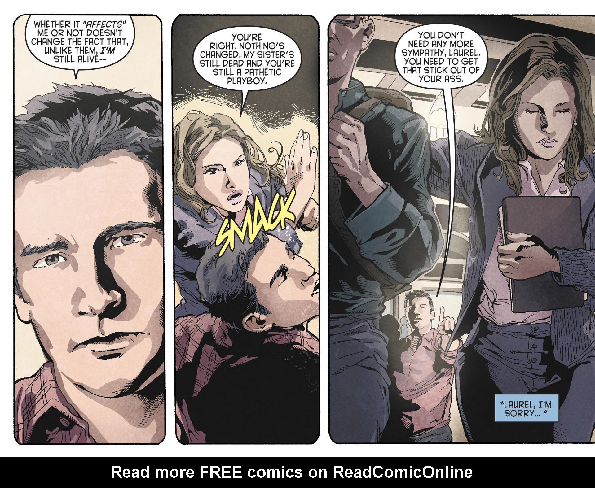 Read online Arrow [II] comic -  Issue #26 - 8