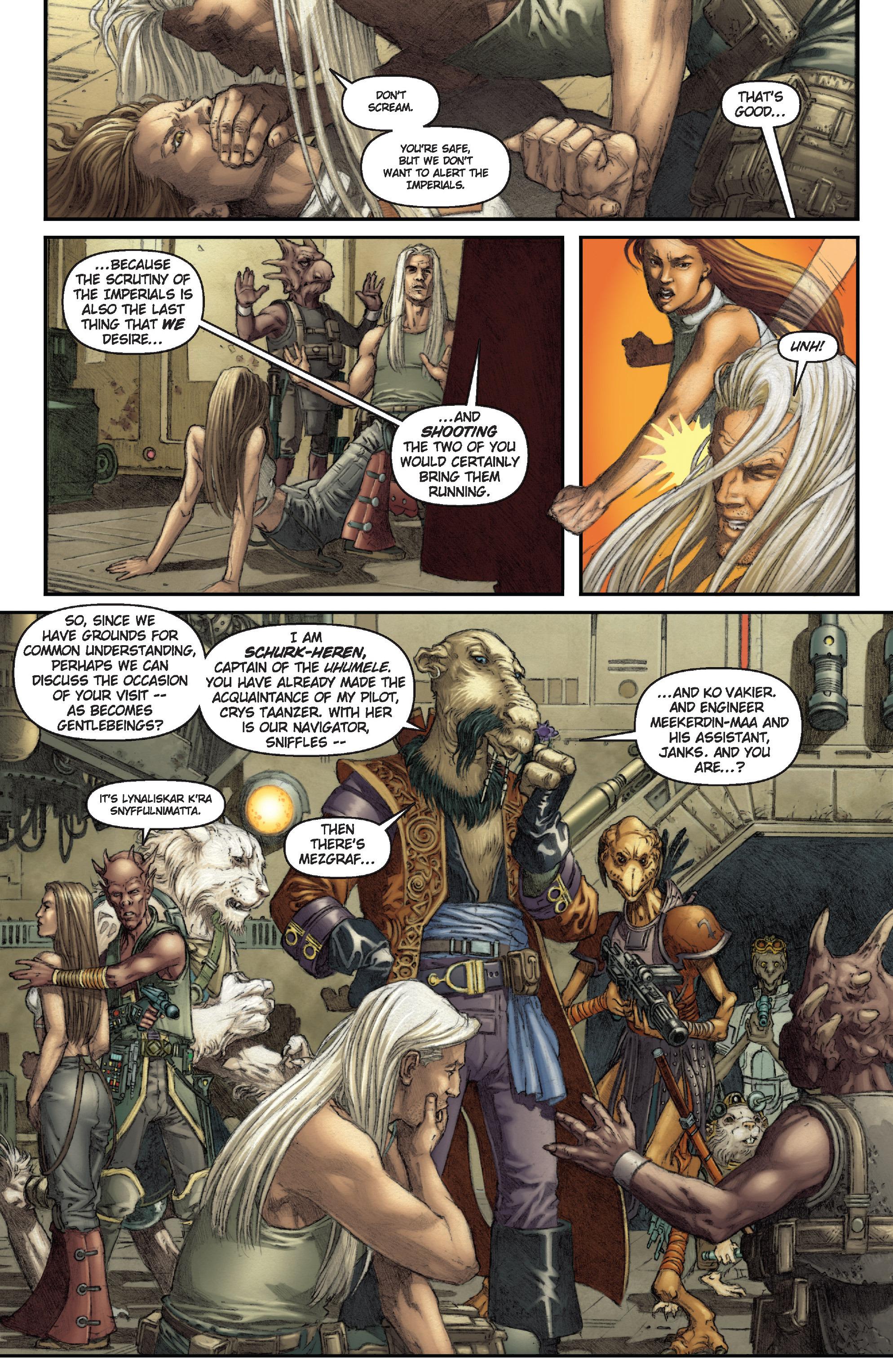 Read online Star Wars Omnibus comic -  Issue # Vol. 31 - 72