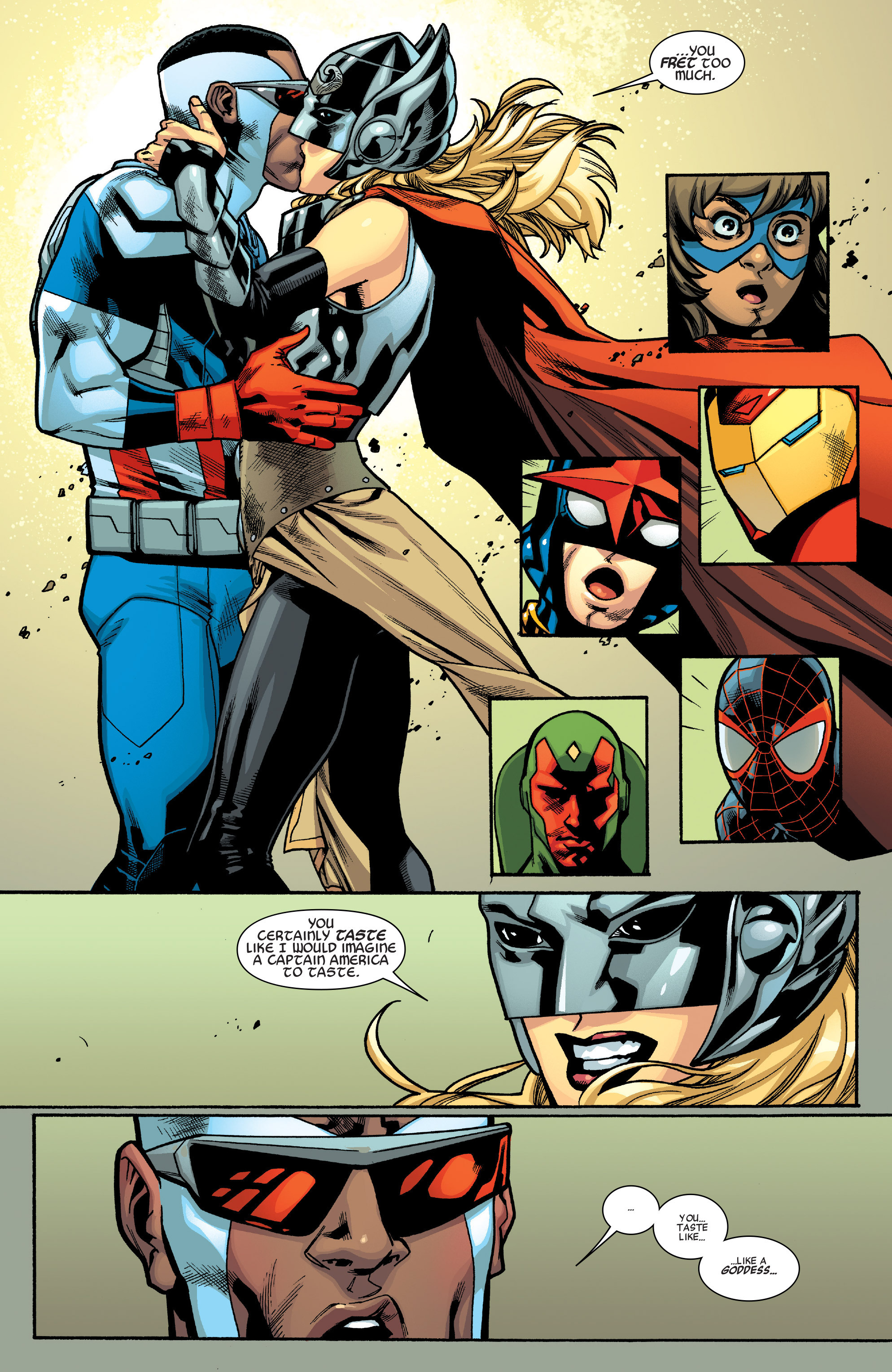 Read online All-New, All-Different Avengers comic -  Issue #4 - 19
