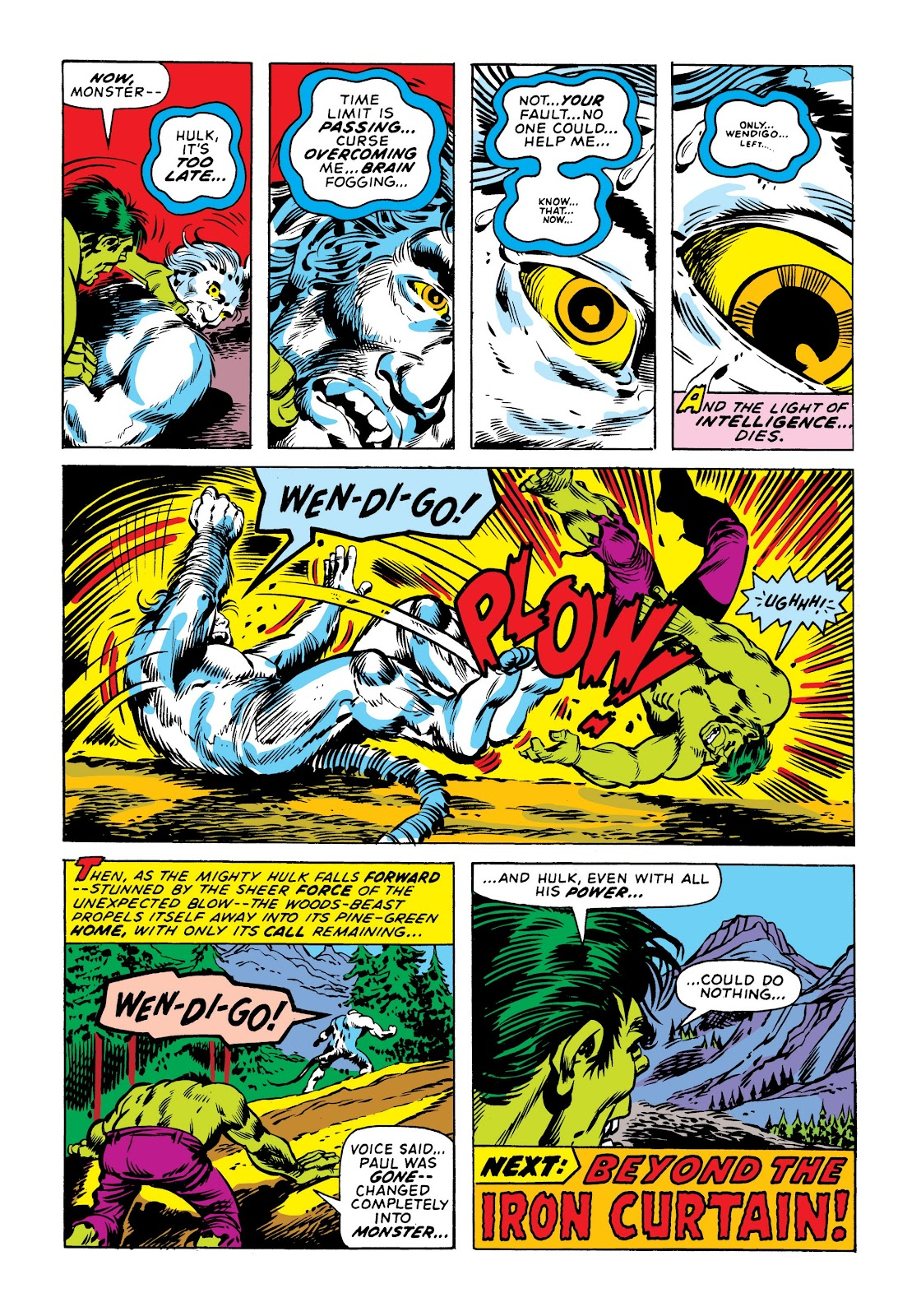 Read online Marvel Masterworks: The Incredible Hulk comic -  Issue # TPB 9 (Part 2) - 34