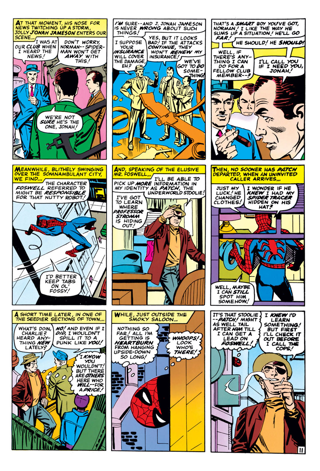The Amazing Spider-Man (1963) 37 Page 11