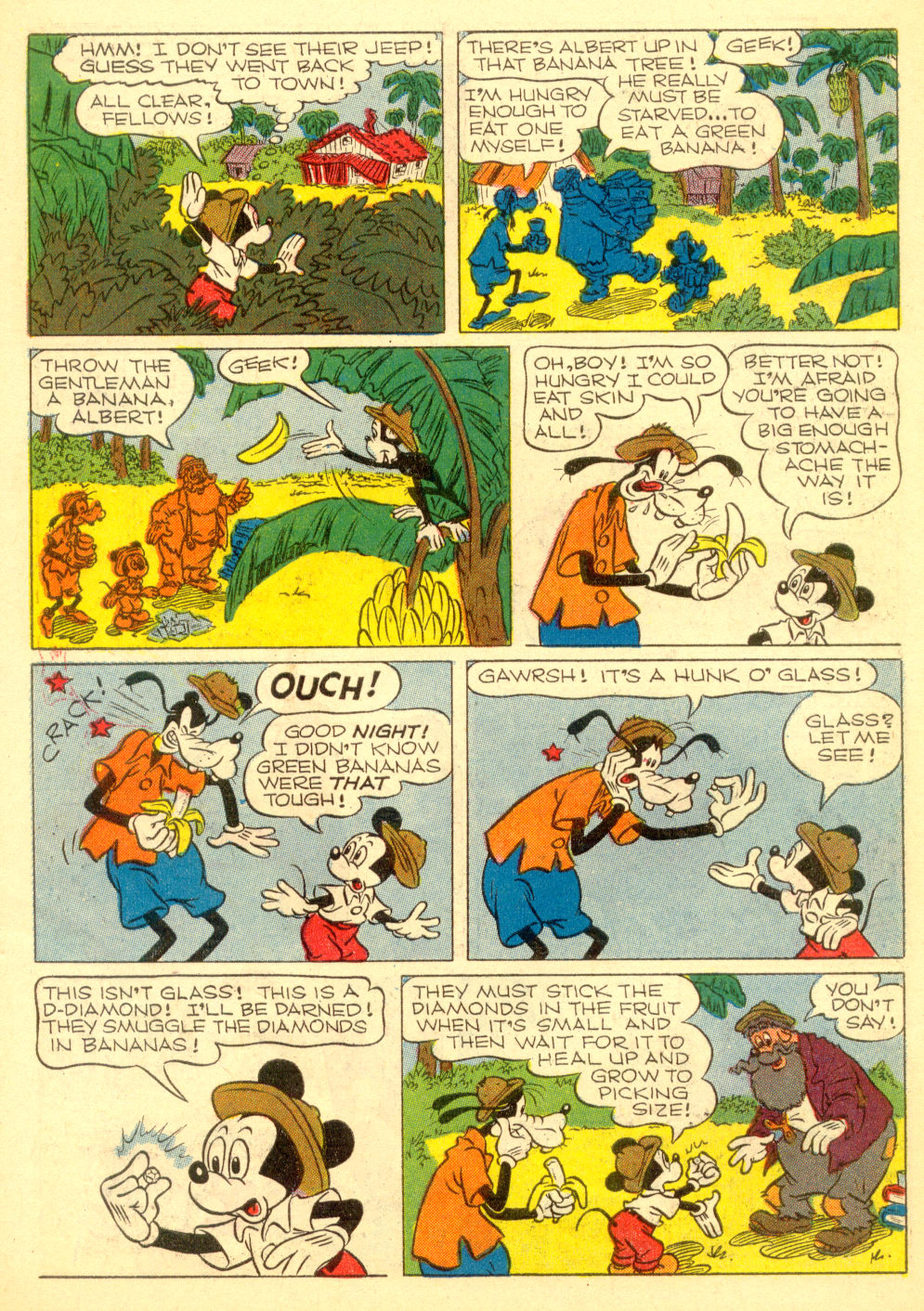 Walt Disney's Comics and Stories issue 196 - Page 30