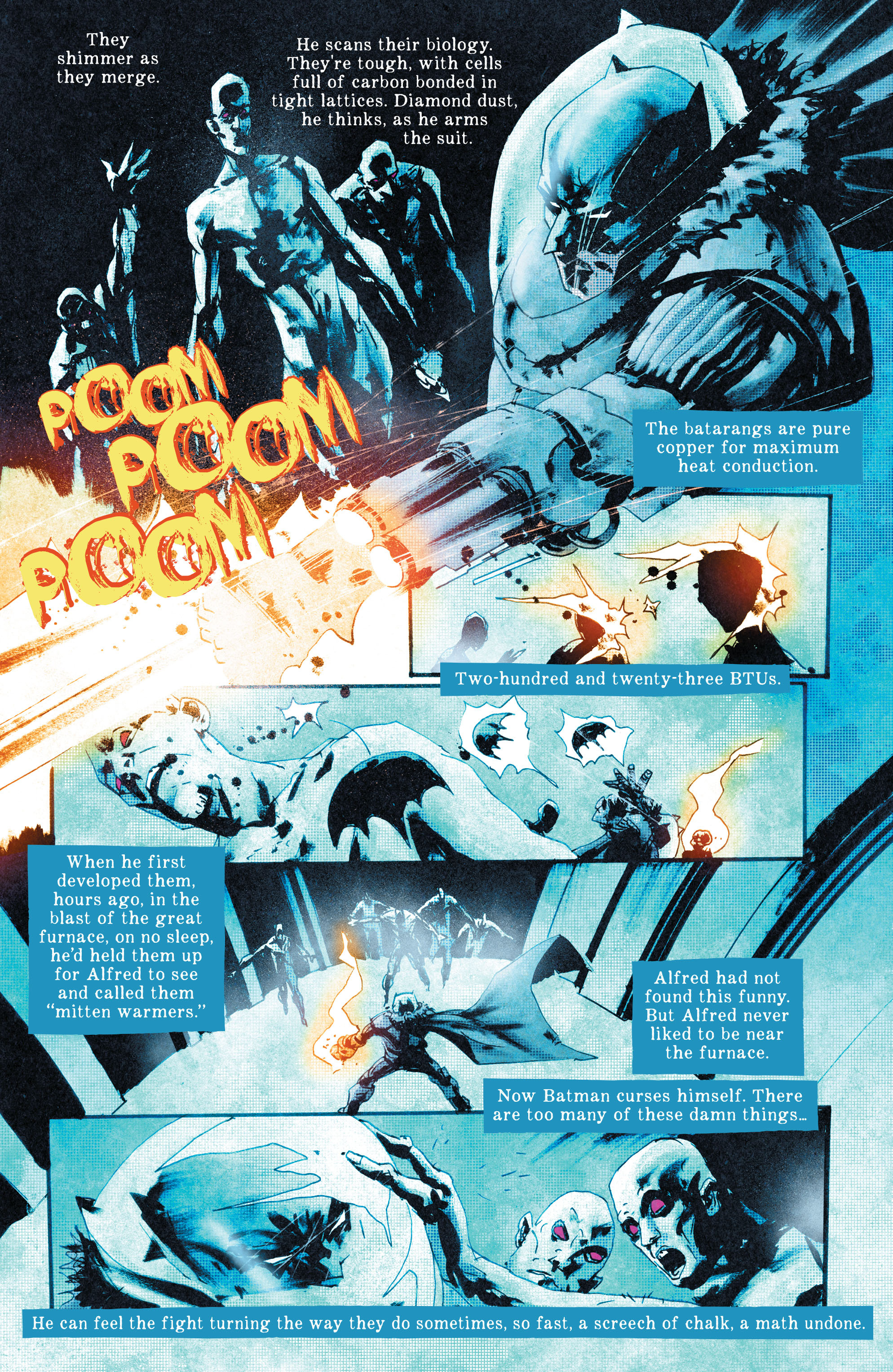 Read online All-Star Batman comic -  Issue #6 - 9