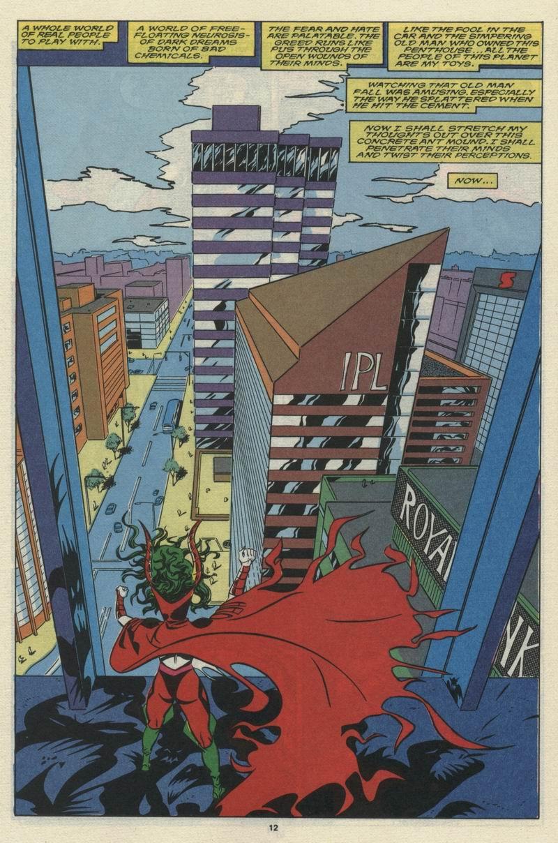 Read online Alpha Flight (1983) comic -  Issue #68 - 14