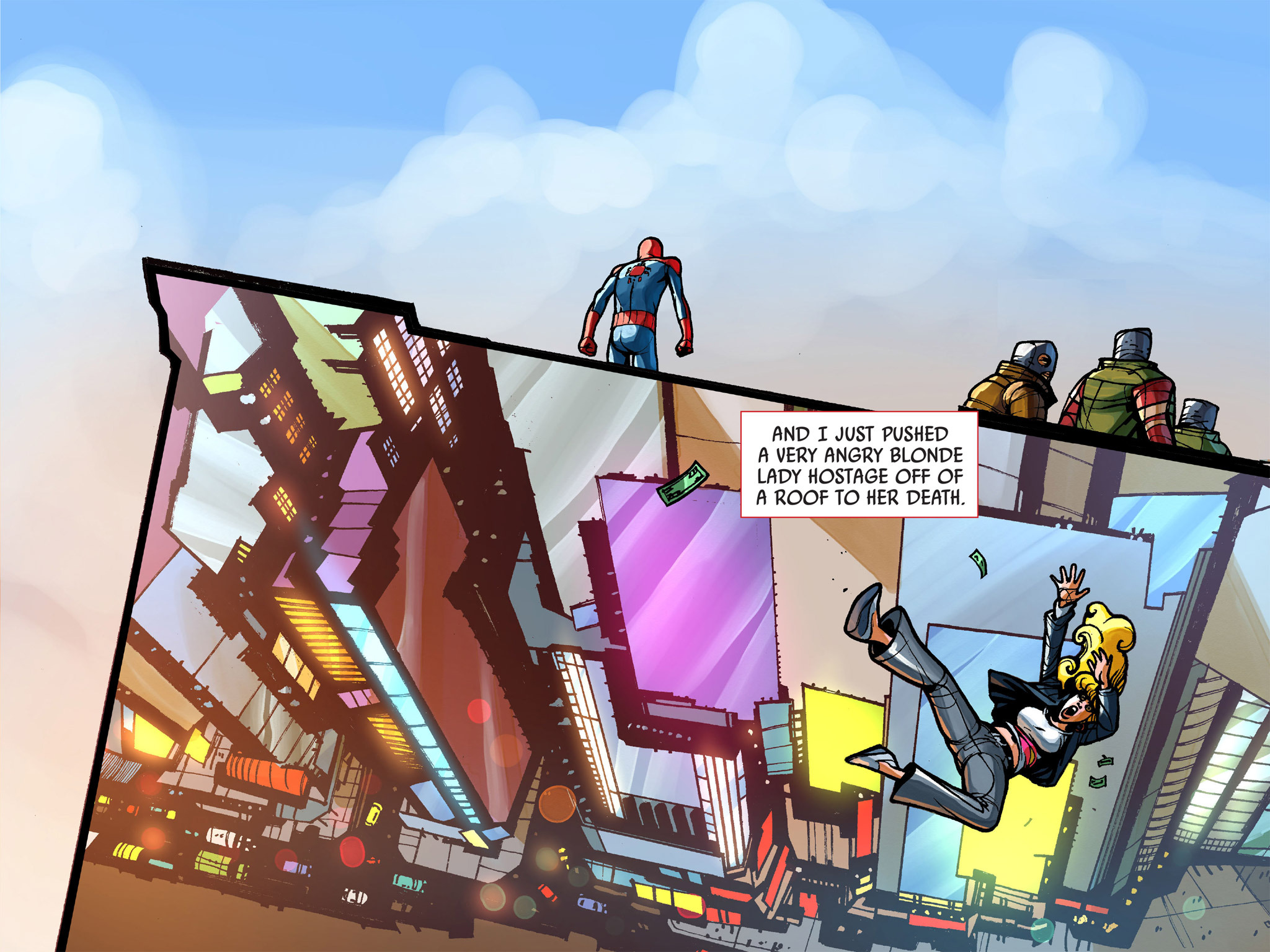 Read online Amazing Spider-Man: Who Am I? comic -  Issue # Full (Part 1) - 74