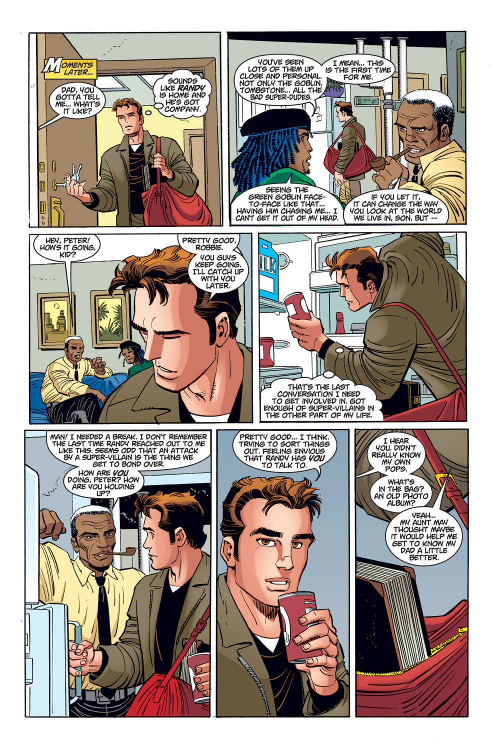 The Amazing Spider-Man (1999) 26 Page 7