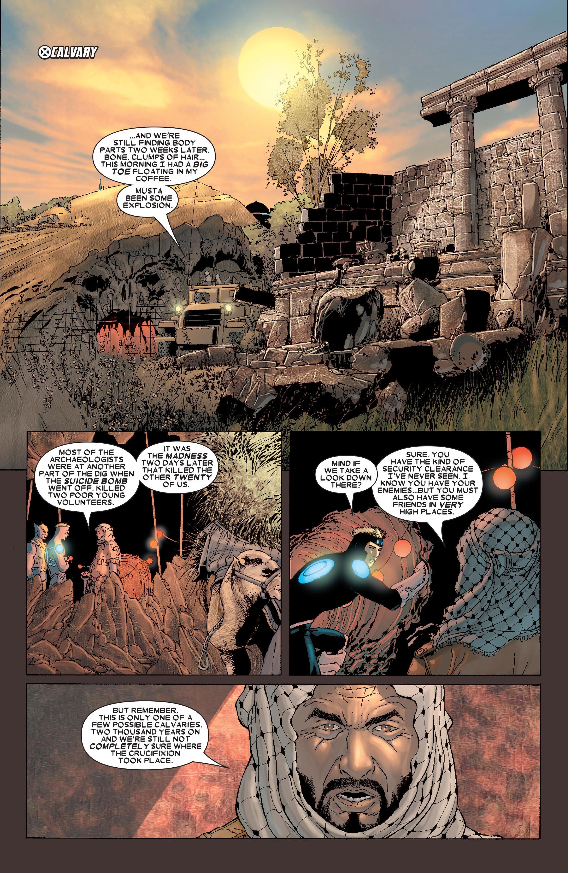 X-Men (1991) 167 Page 15