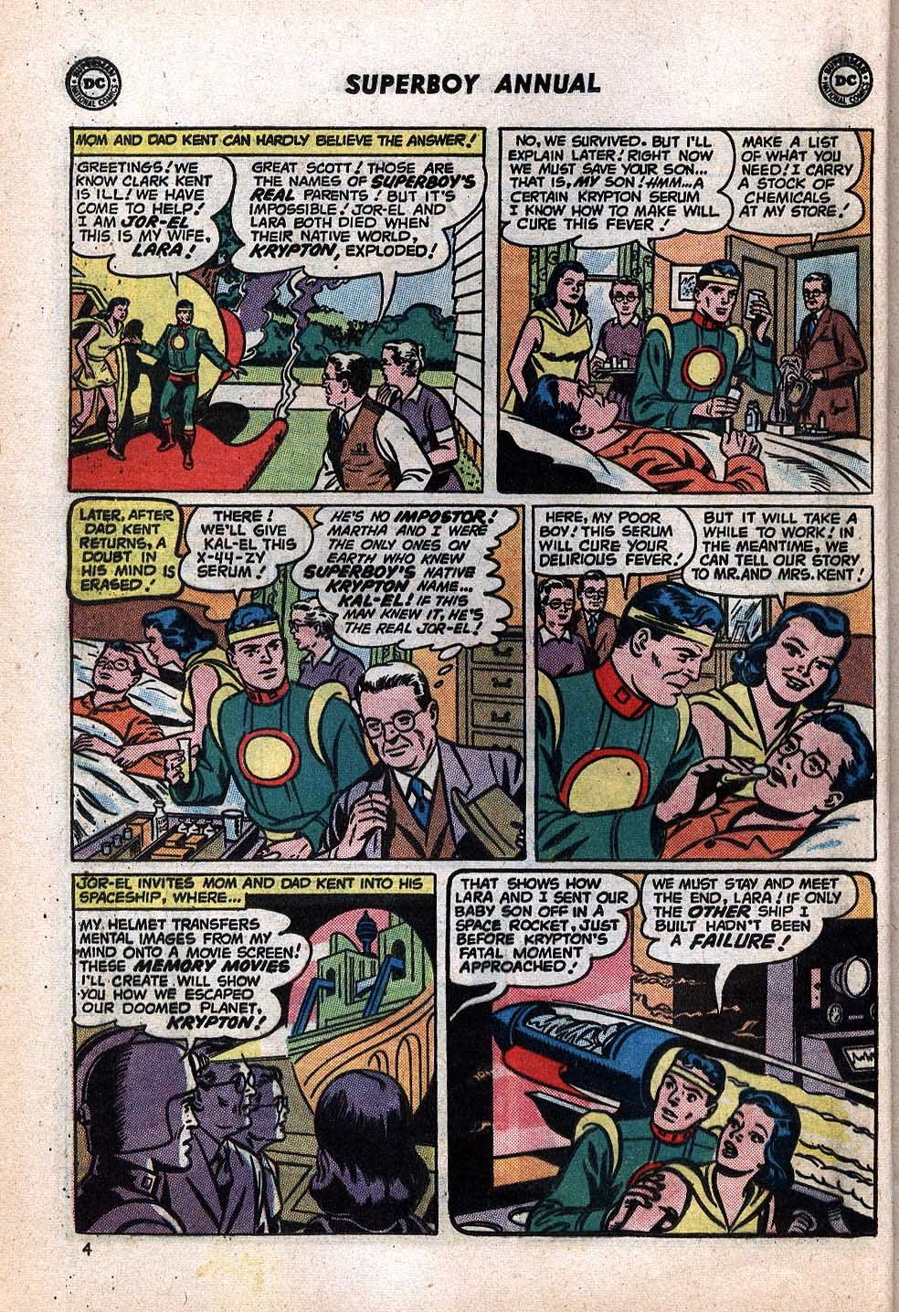 Superboy (1949) #Annual_1 #259 - English 6