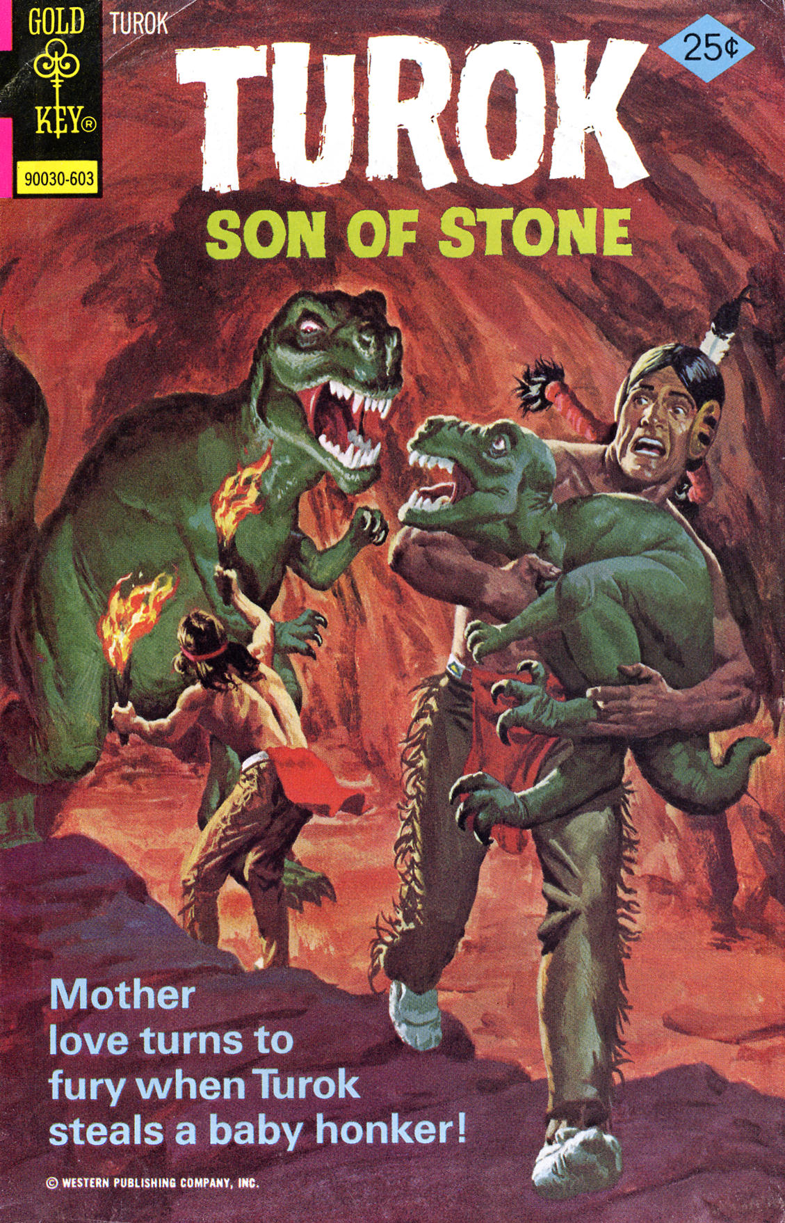 Read online Turok, Son of Stone comic -  Issue #102 - 1