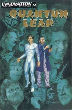 Read online Quantum Leap comic -  Issue #9 - 1