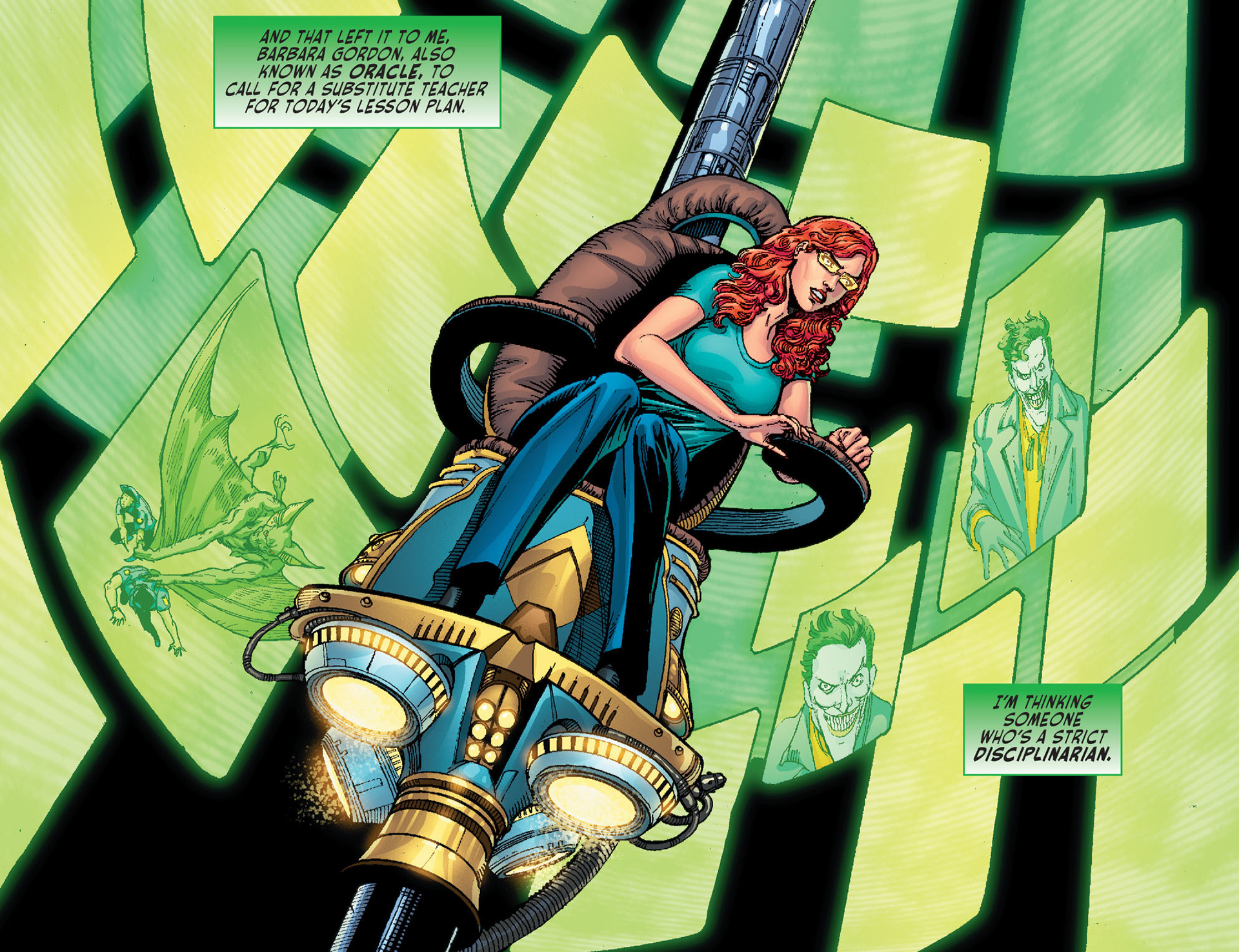 Read online Sensation Comics Featuring Wonder Woman comic -  Issue #1 - 6