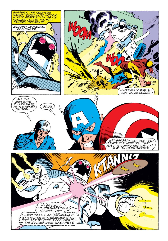 Read online Captain America (1968) comic -  Issue # _Annual 8 - 35