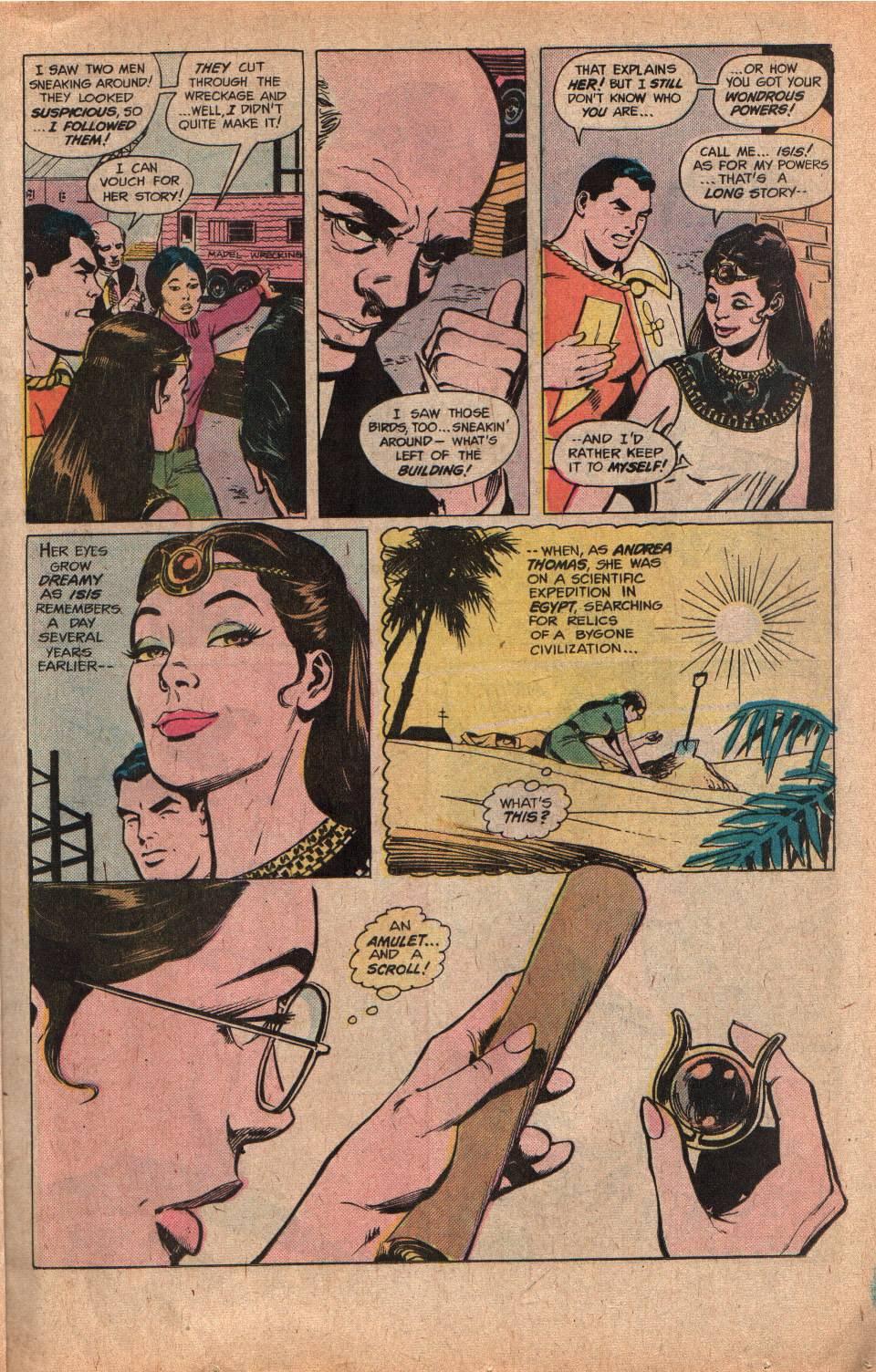 Read online Shazam! (1973) comic -  Issue #25 - 9