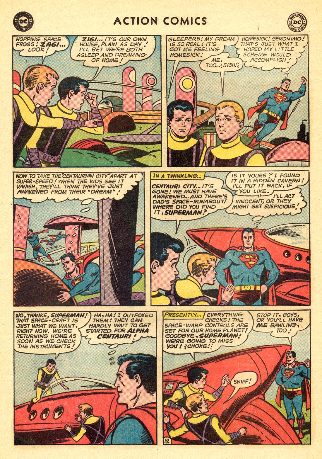 Read online Action Comics (1938) comic -  Issue #315 - 16