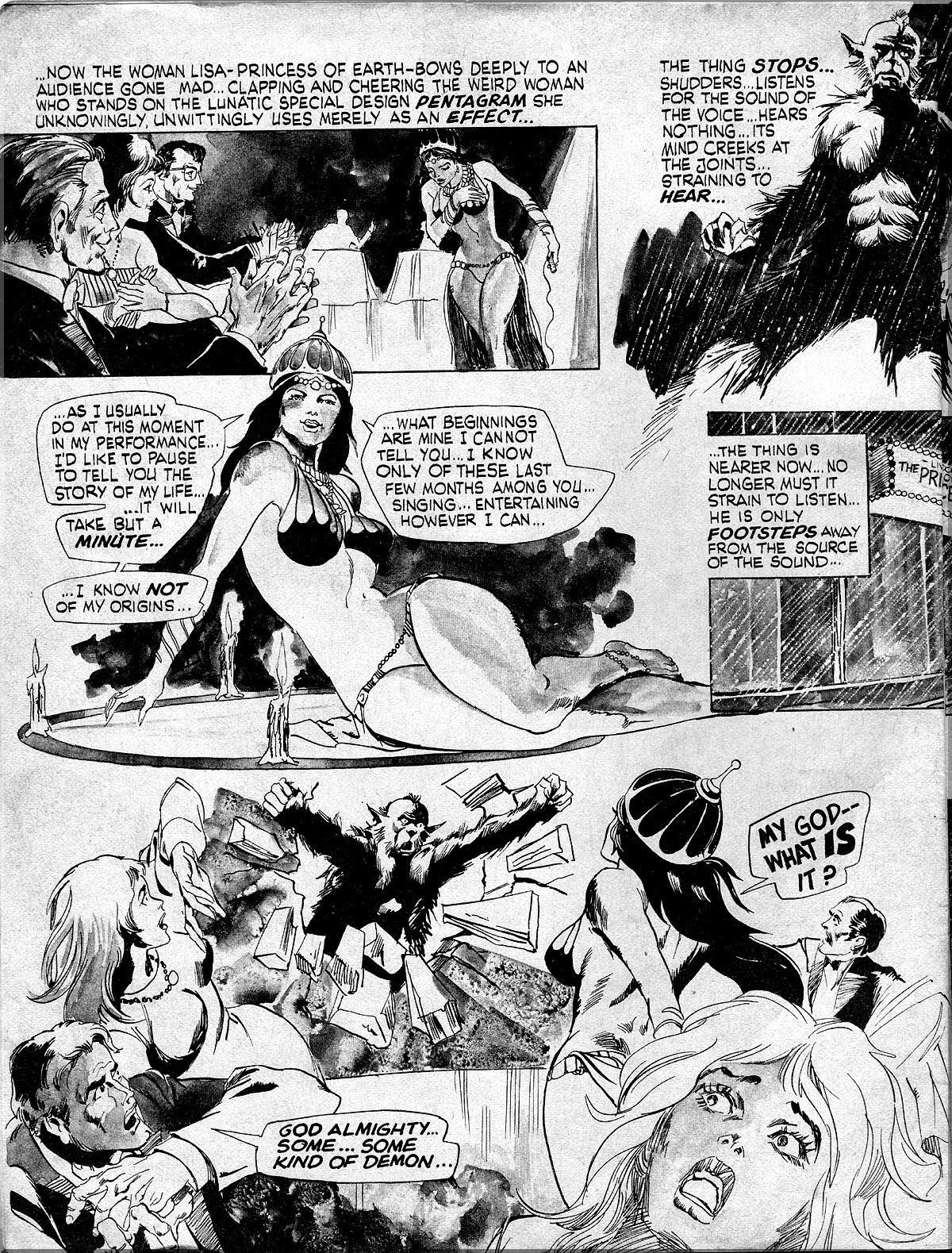 Nightmare (1970) issue 10 - Page 8
