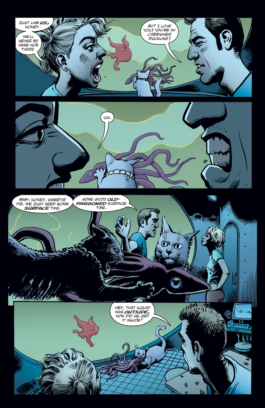 Read online Strange Adventures (2014) comic -  Issue # TPB (Part 2) - 11