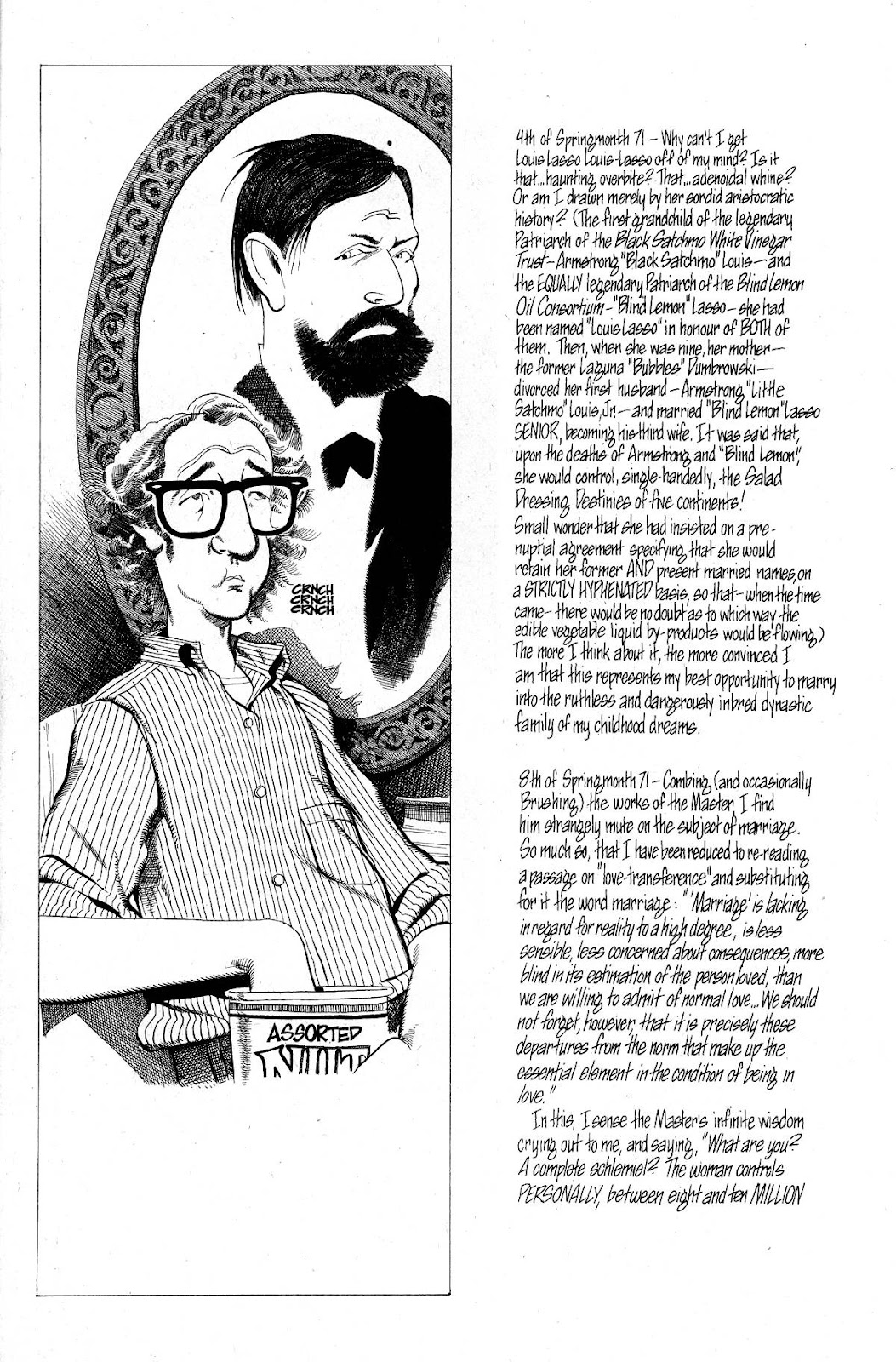 Cerebus Issue #281 #280 - English 20