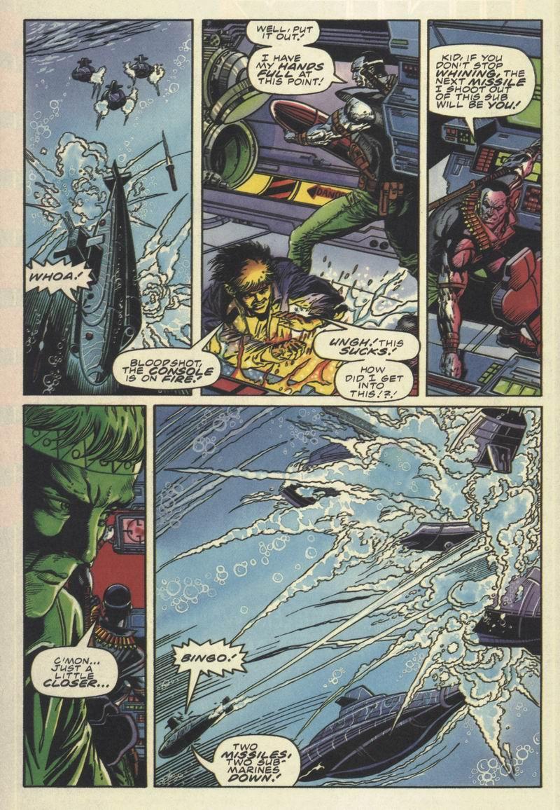 Read online Secret Weapons comic -  Issue #10 - 11