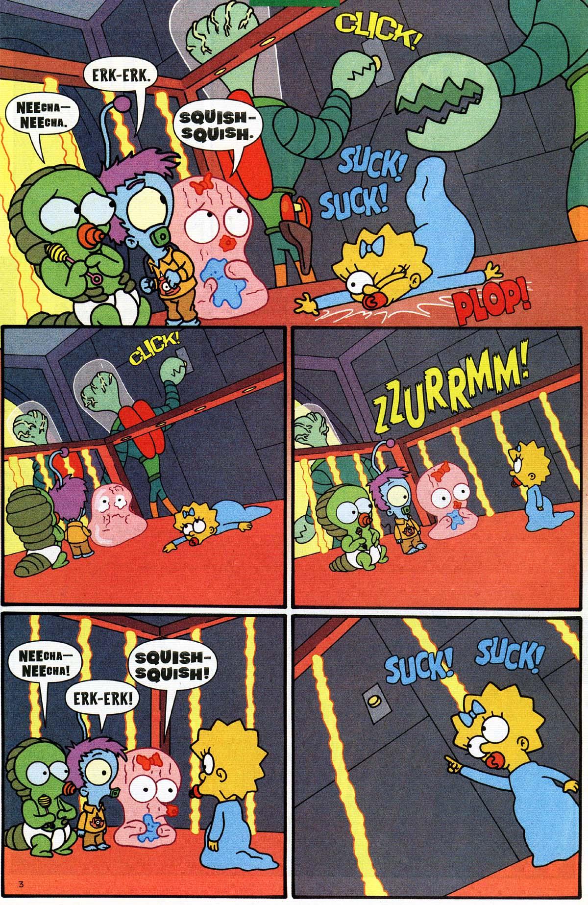 Read online Simpsons Comics Presents Bart Simpson comic -  Issue #15 - 24