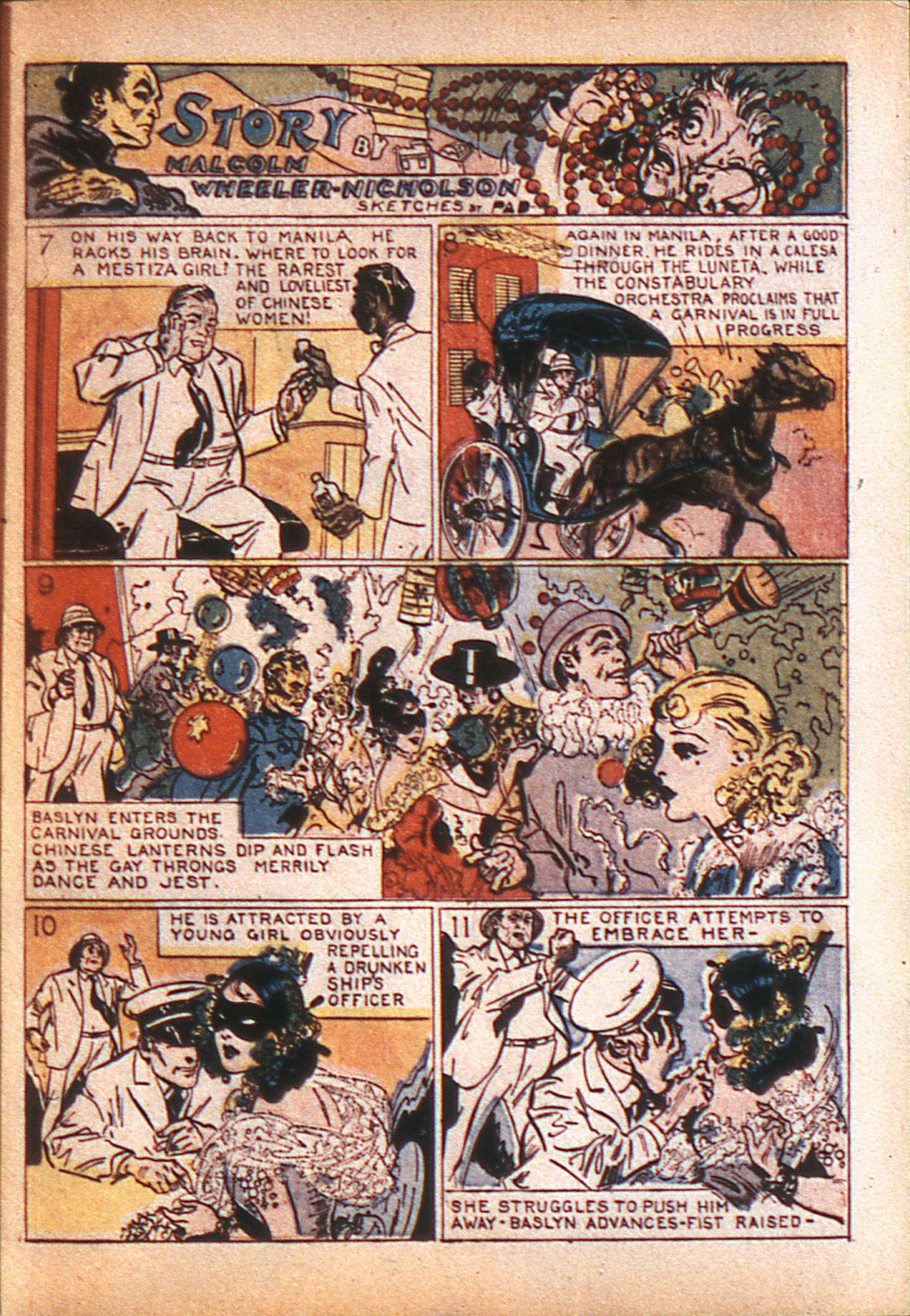 Read online Adventure Comics (1938) comic -  Issue #8 - 18