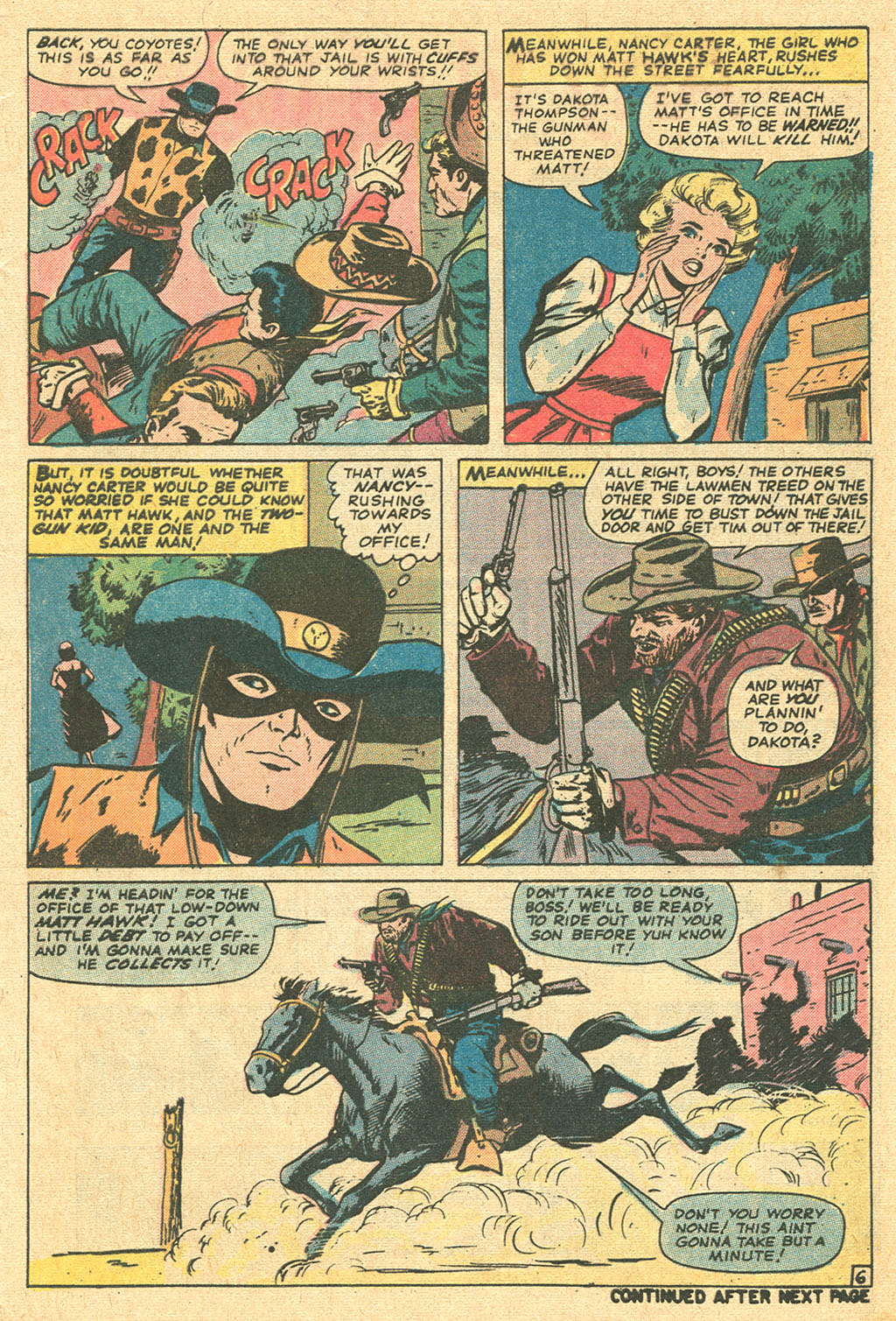 Read online Two-Gun Kid comic -  Issue #107 - 9