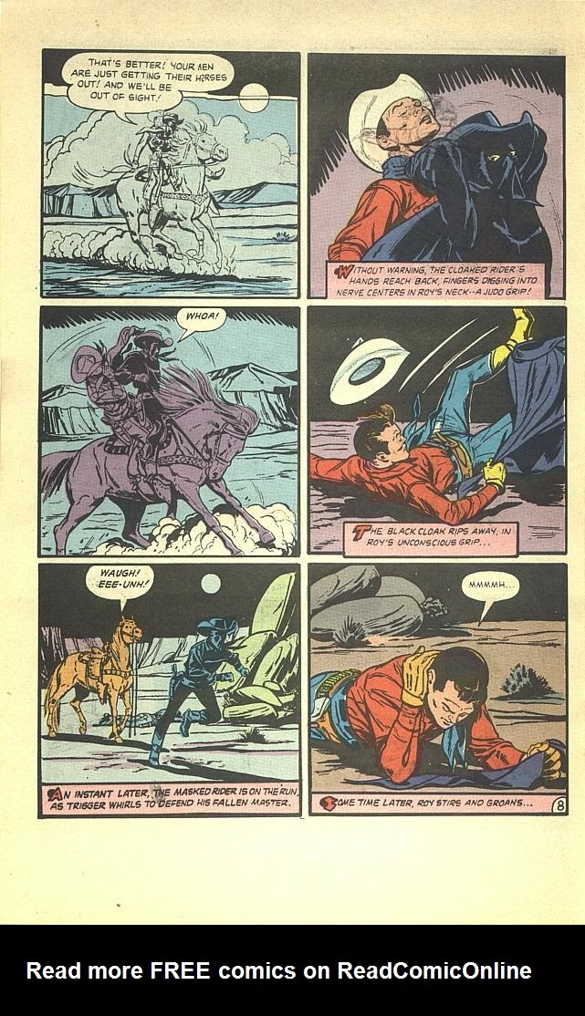 Read online Roy Rogers comic -  Issue #3 - 20