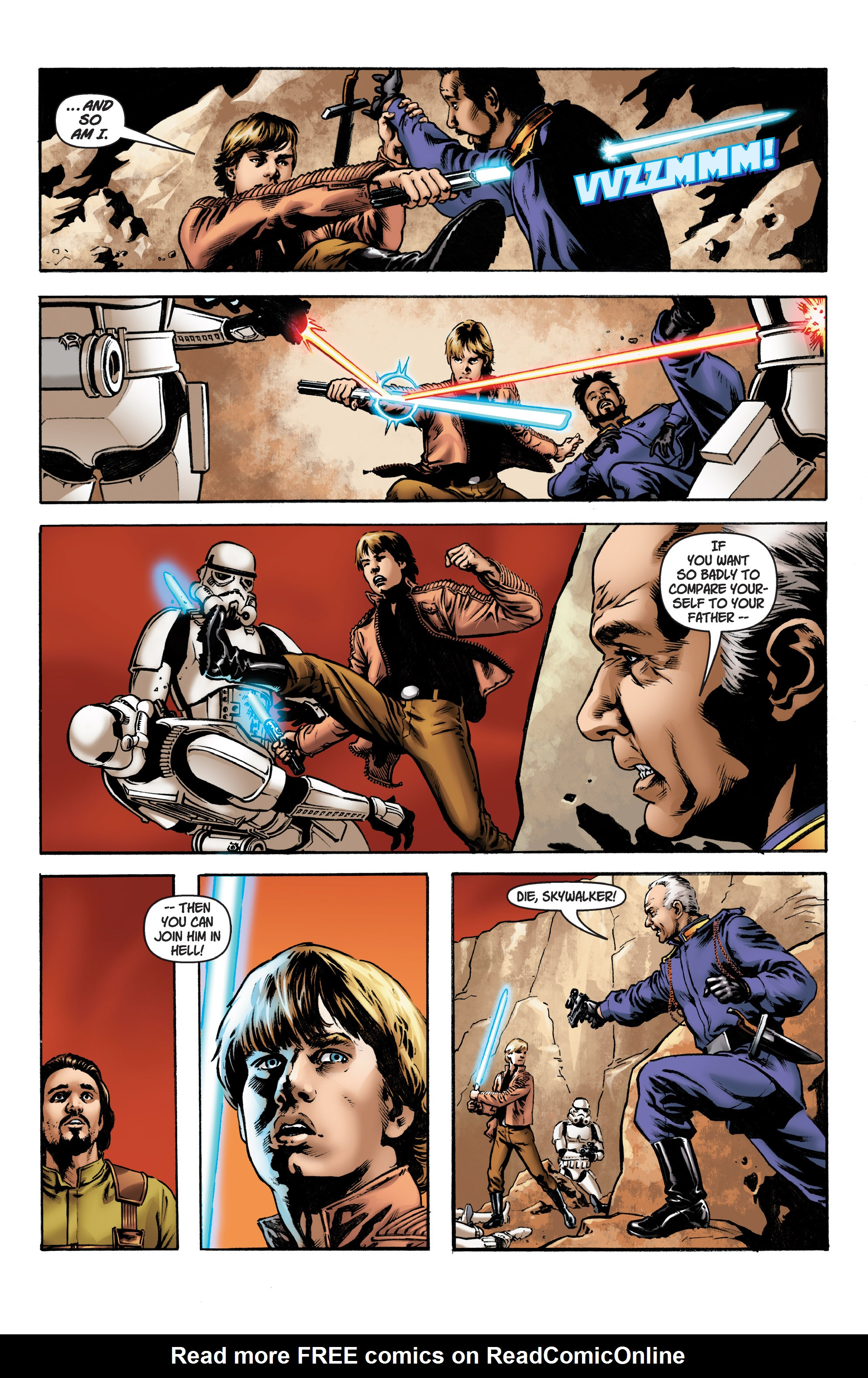 Read online Star Wars Omnibus comic -  Issue # Vol. 20 - 174