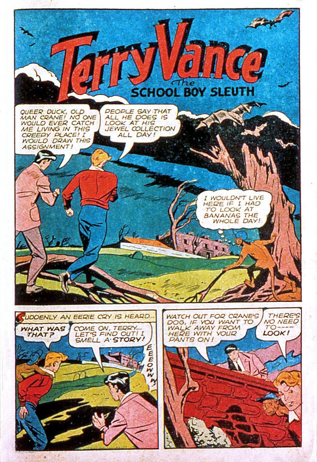 Read online Mystic Comics (1944) comic -  Issue #1 - 43