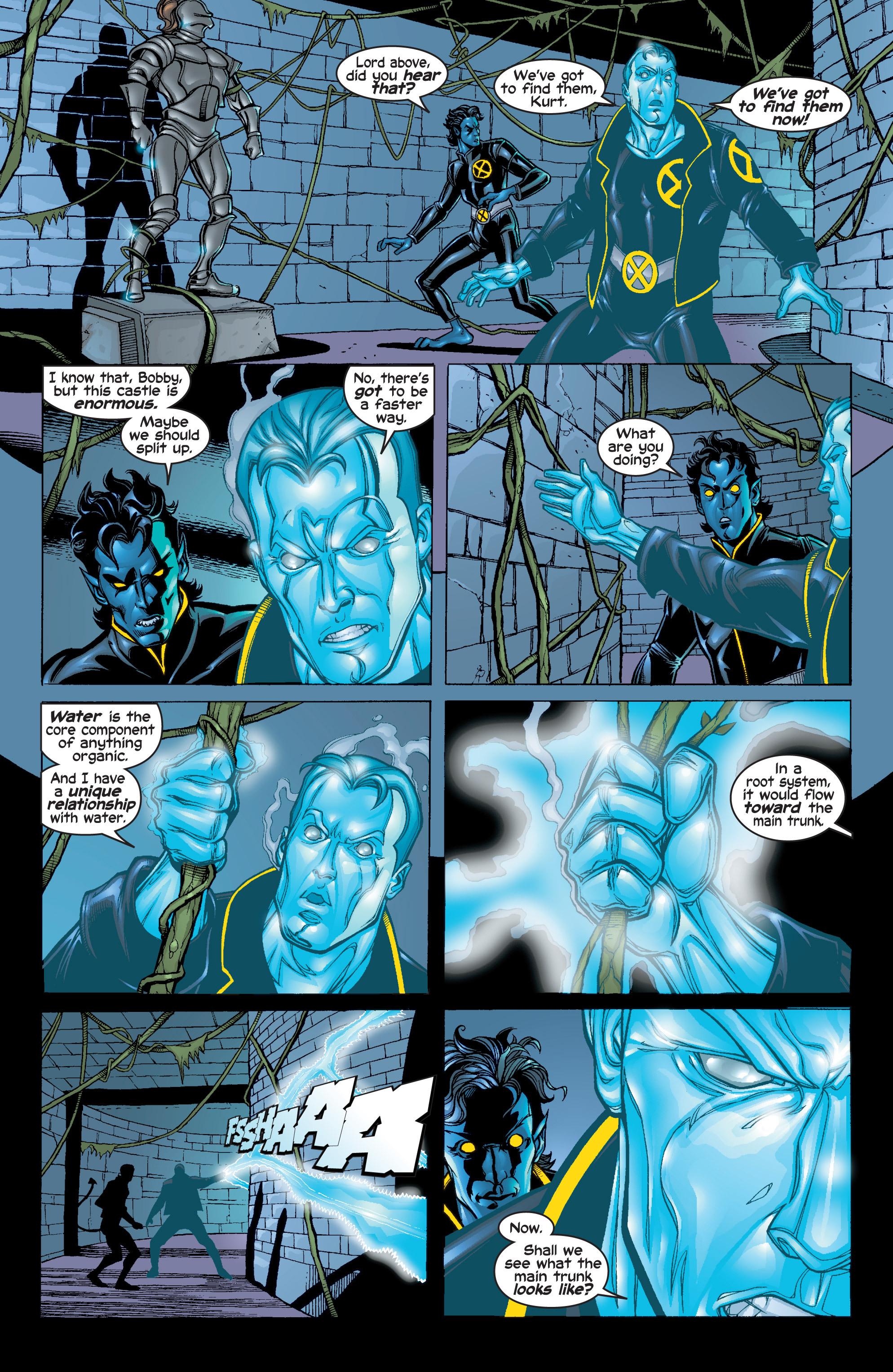 Read online Uncanny X-Men (1963) comic -  Issue #411 - 20