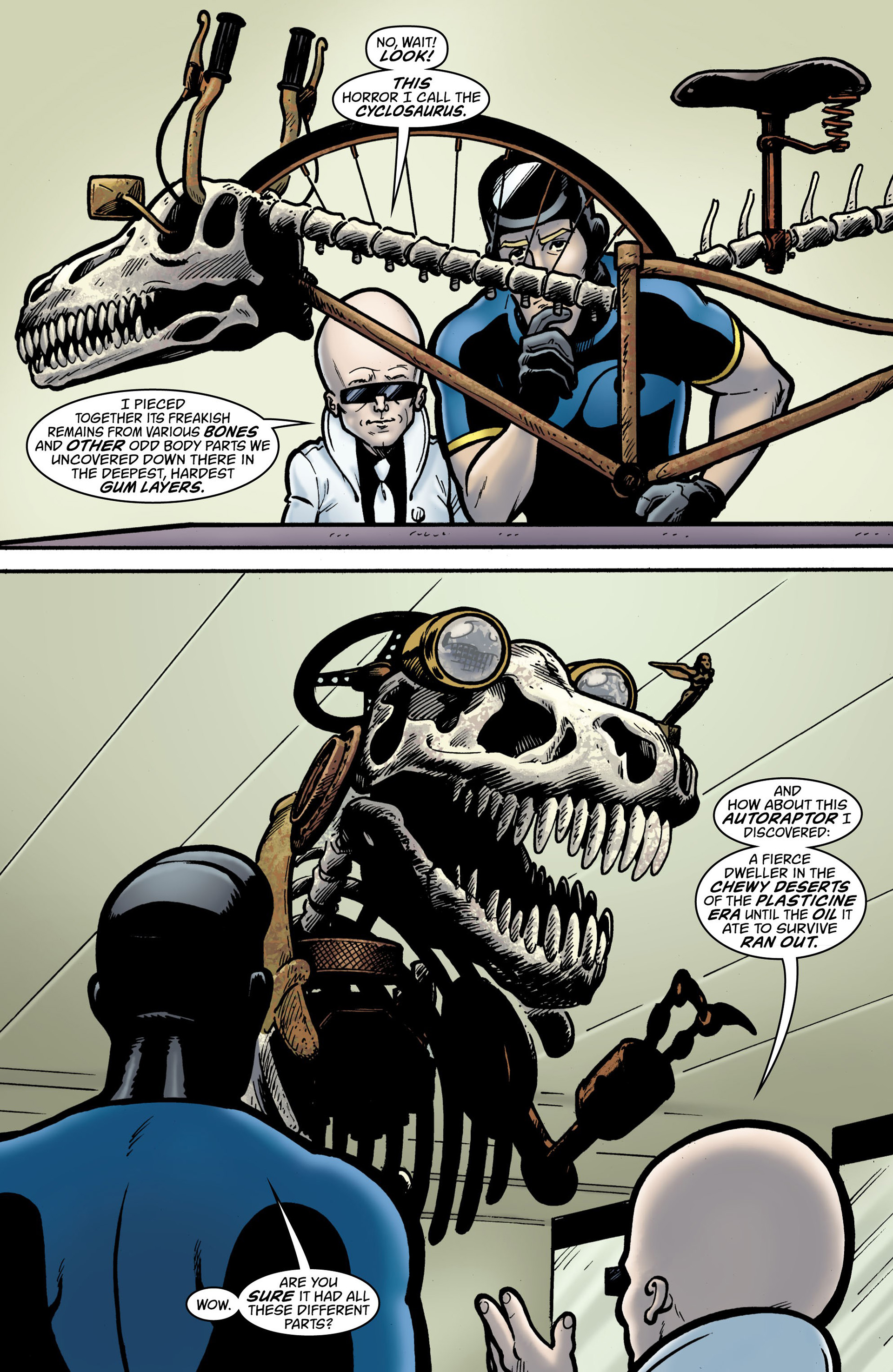 Read online Seaguy: The Slaves of Mickey Eye comic -  Issue #1 - 18