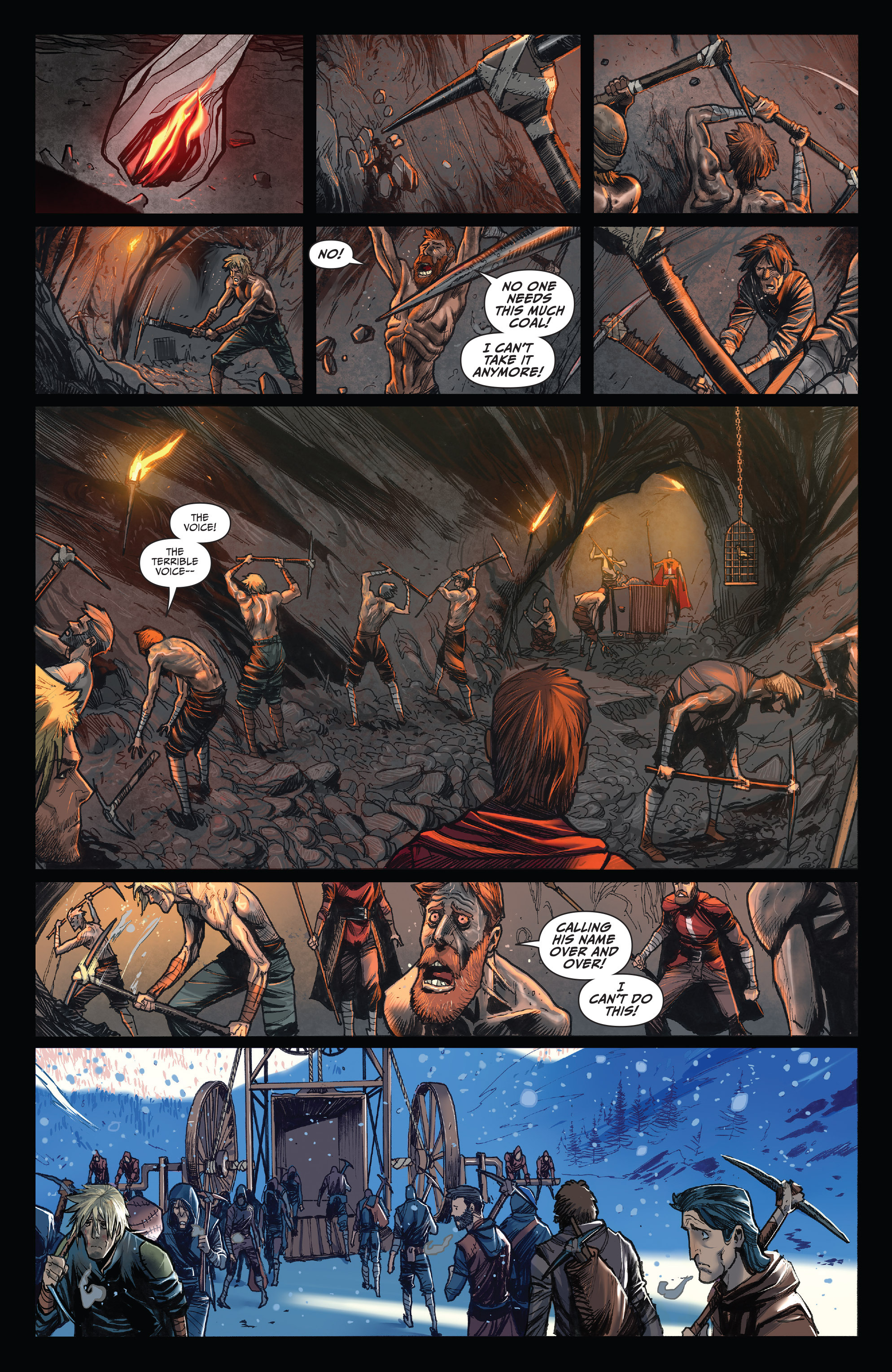 Read online Klaus comic -  Issue #3 - 9