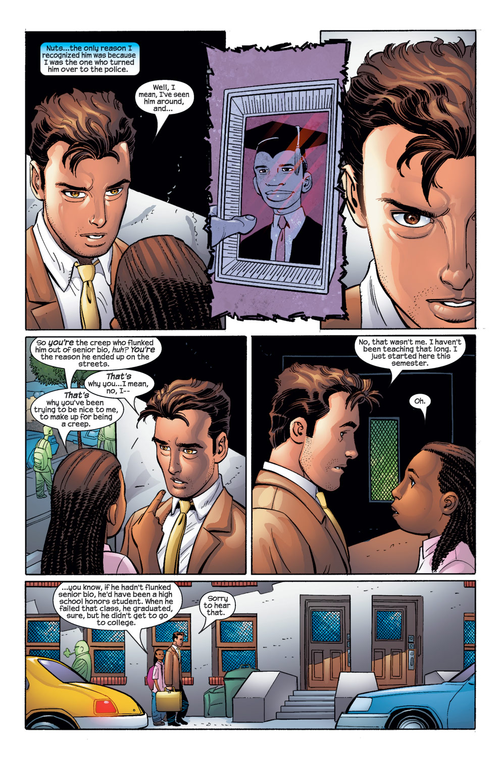 The Amazing Spider-Man (1999) 56 Page 6